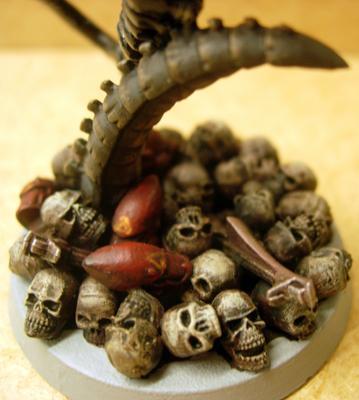 Black, Conversion, Doom Of Malan'tai, Tyranids, Warhammer 40,000