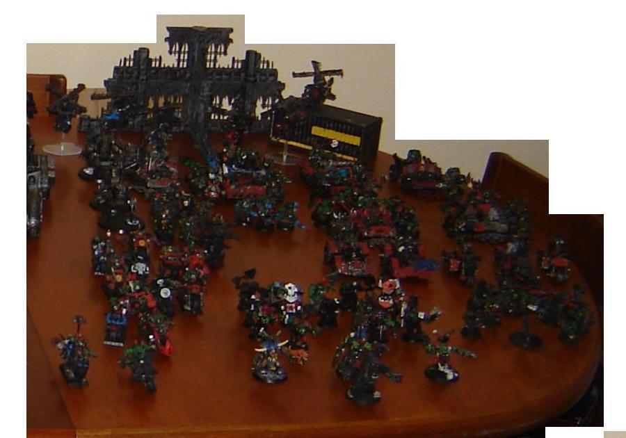 Army, Ork Army, Orks