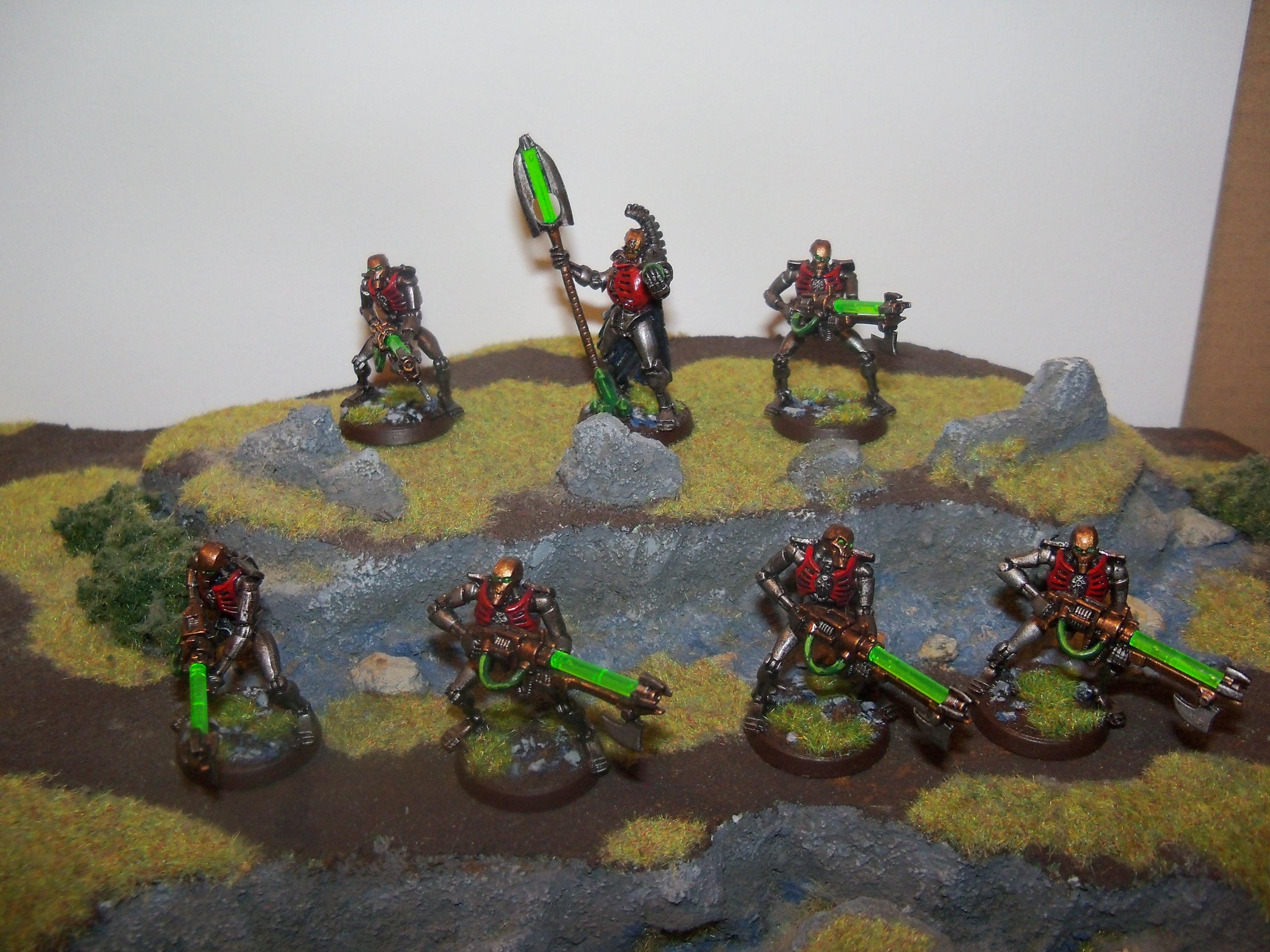 Necron Lord, Necrons, Warhammer 40,000