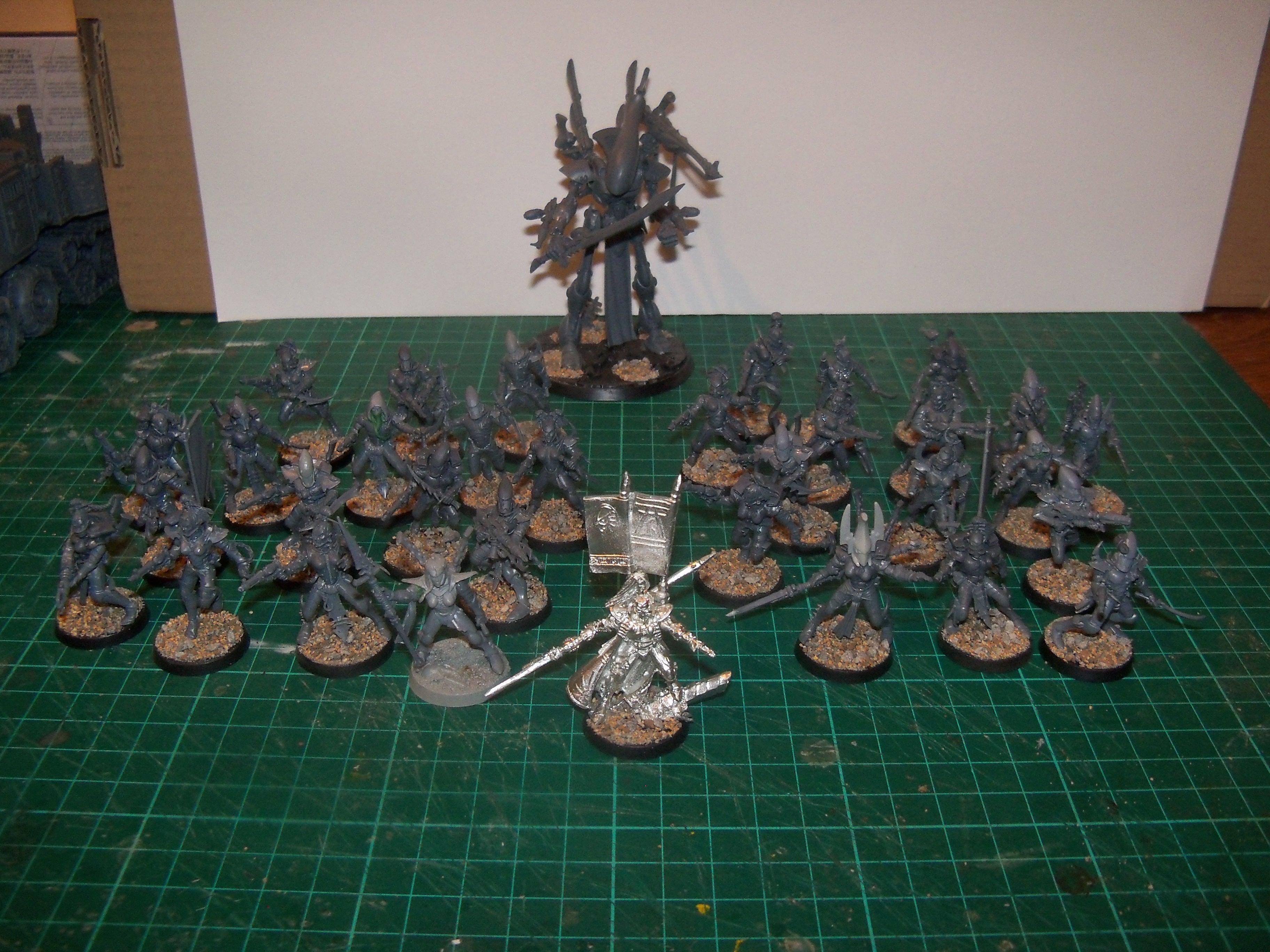 Eldar, Warhammer 40'000, Warhammer 40,000