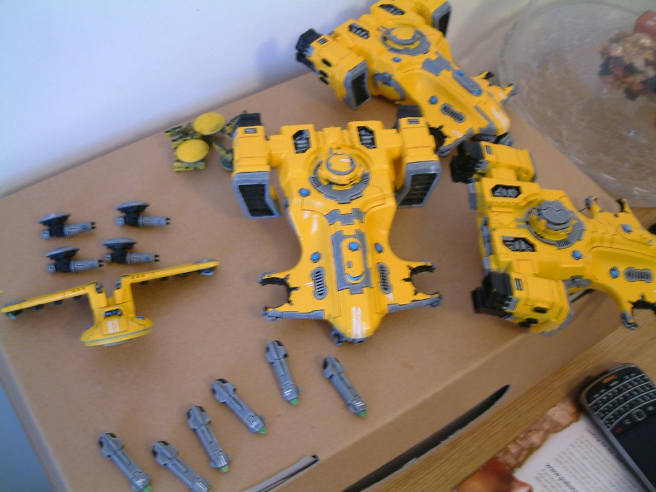 Bright, Tau, Yellow