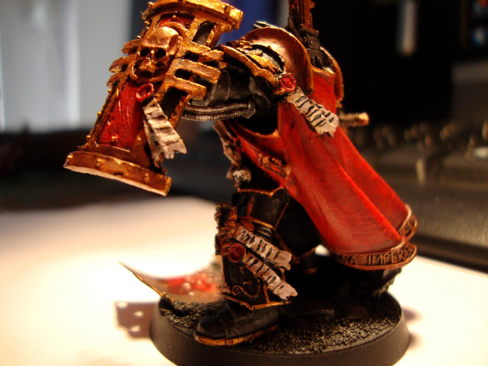 Daemonhunters, Grey Knights, Inquisitor, Retinue, Servitors, Warhammer 40,000