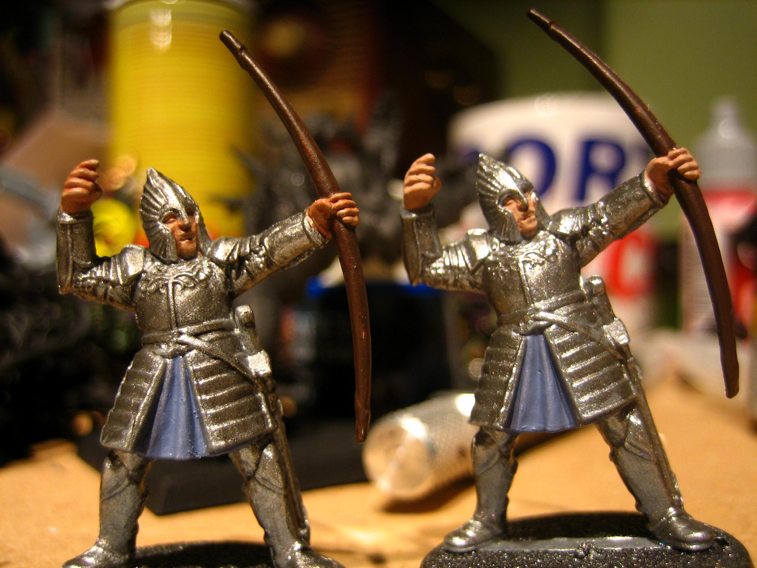 Archers Of Minas Tirith, War Of The Ring, Wash