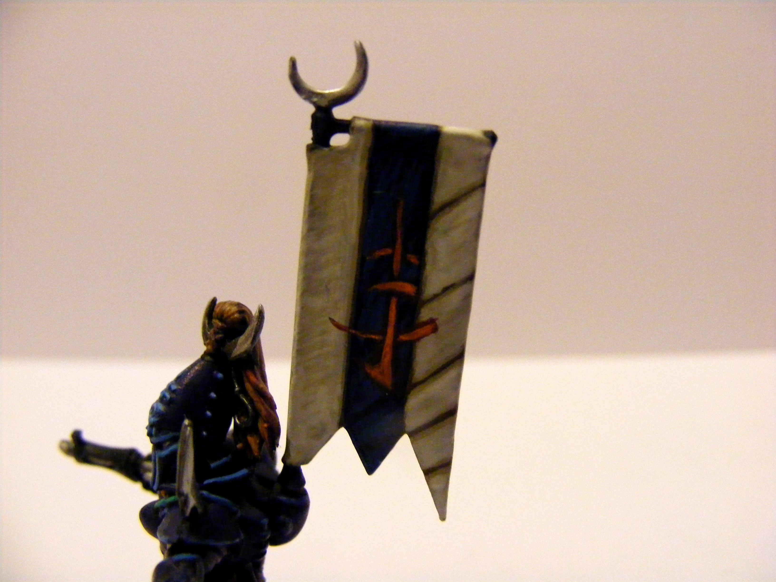Dark Eldar, Banner Detail