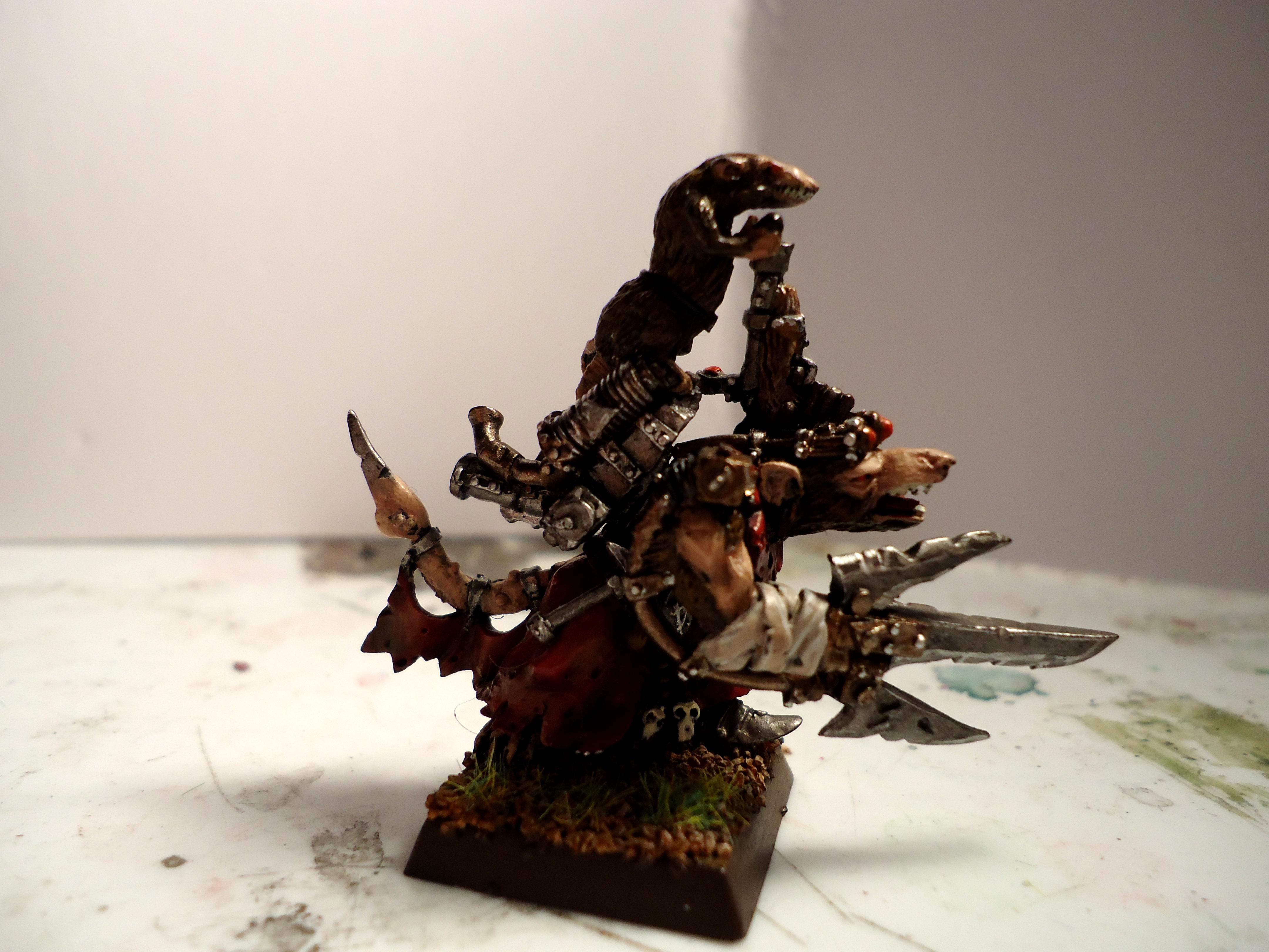 Skaven, Warlock Engineer