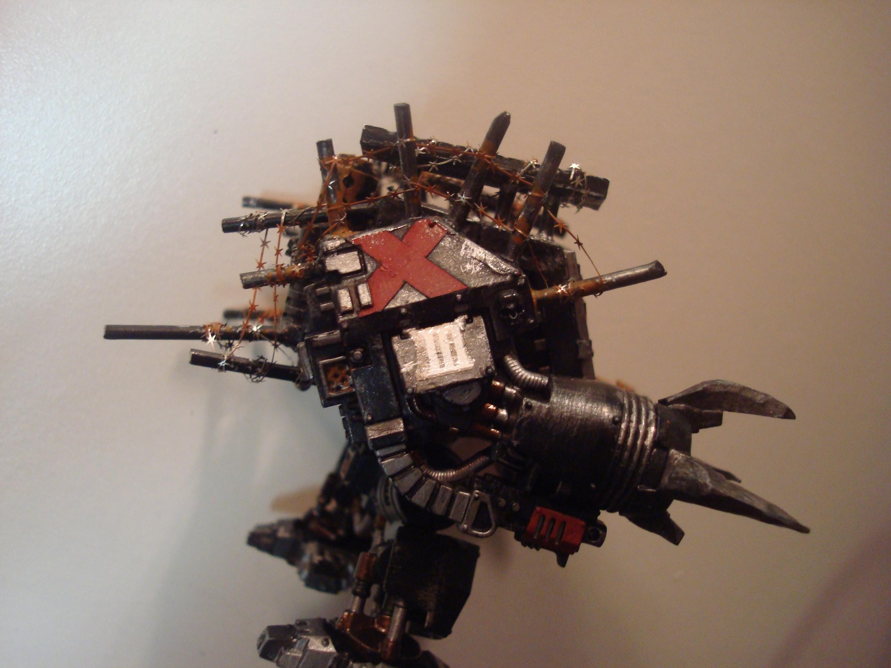 Barbed Wire, Blood Angels, Death Company, Dreadnought