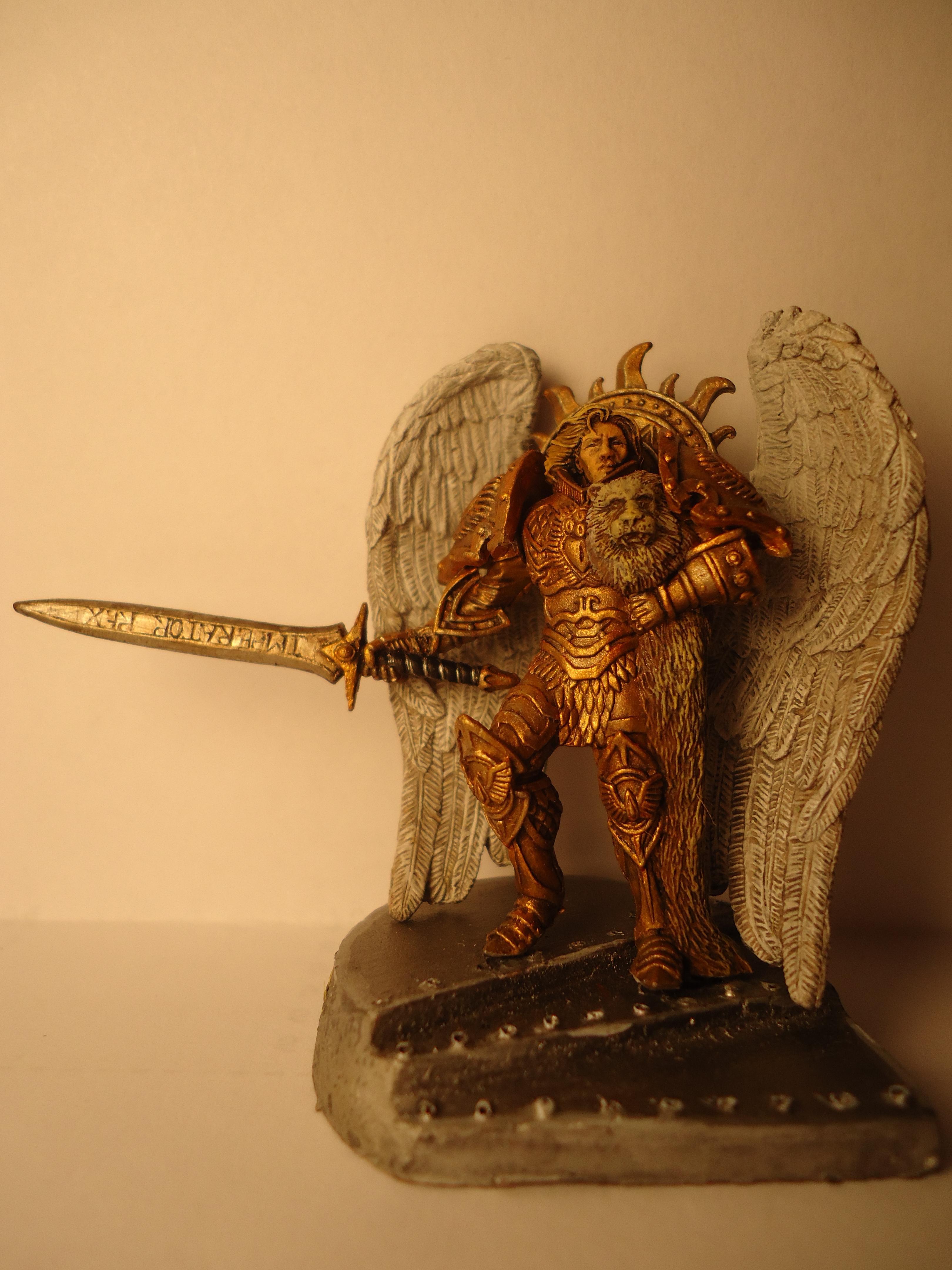 Blood Angels, Primarch, Sanguinius, Space Marines, Warhammer 40,000