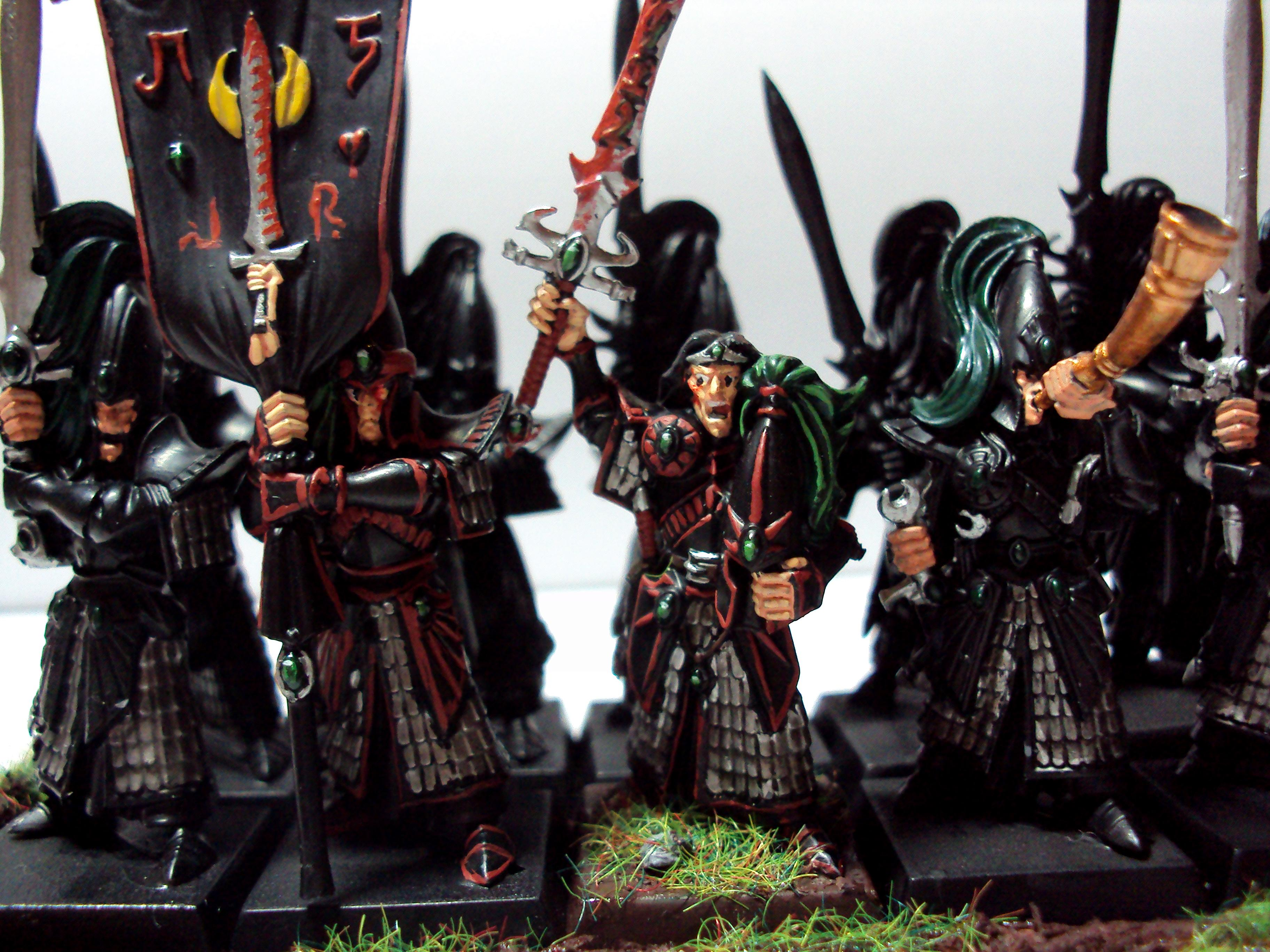 Dark Elves, Executioners, Island Of Blood
