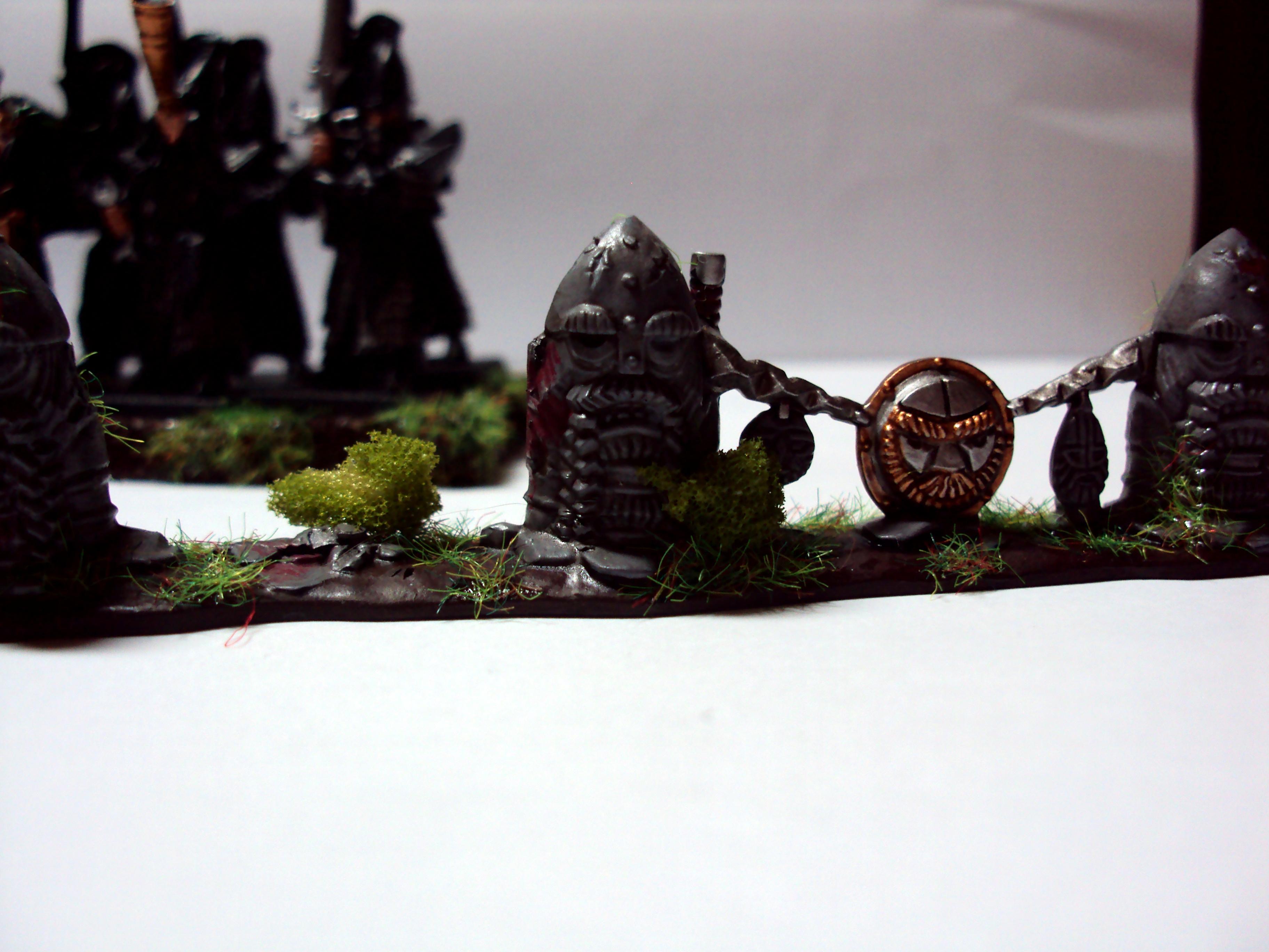 Dark Elves, Executioners, Island Of Blood