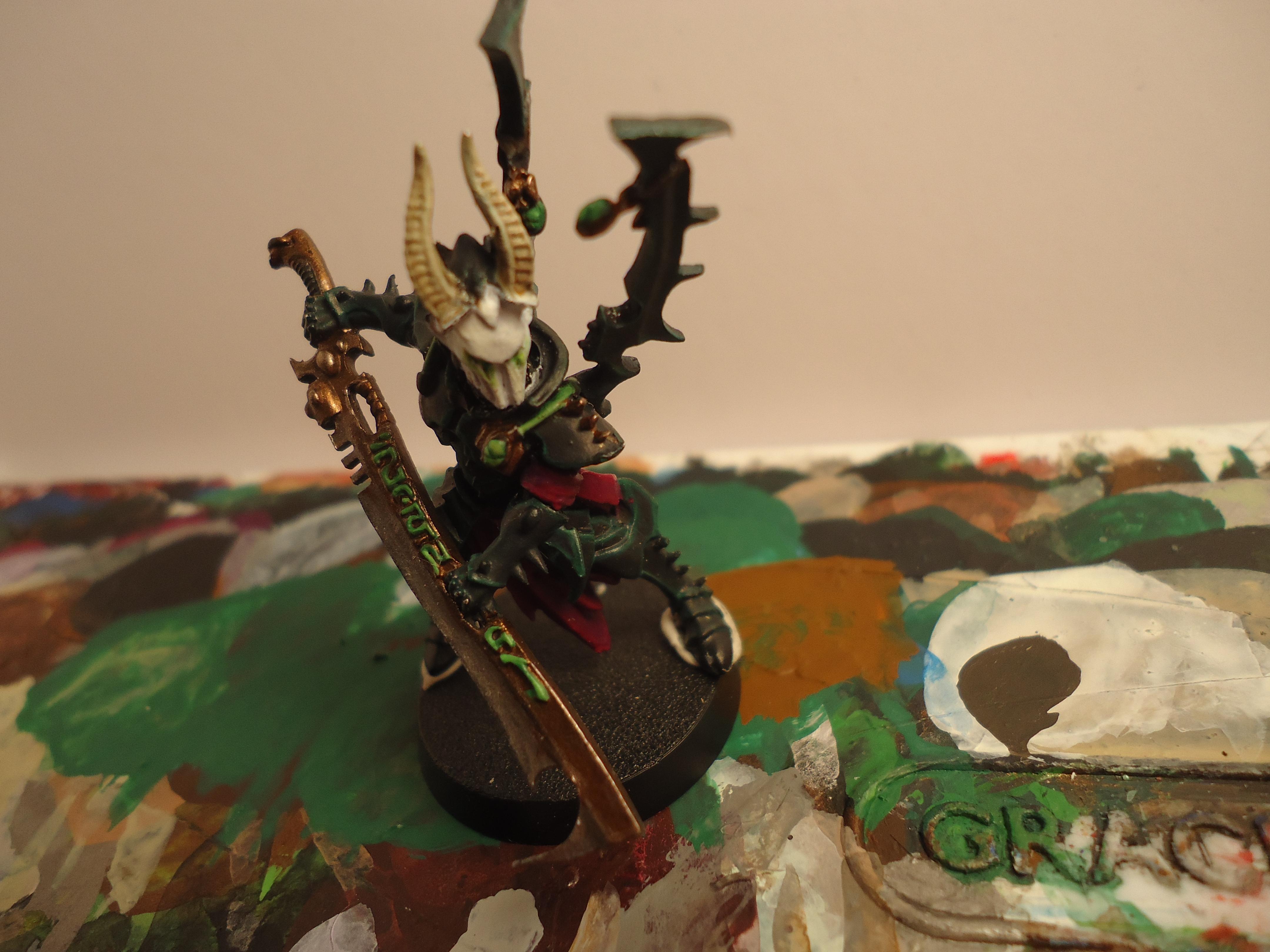 Dark Eldar, Incubi, incubi 1