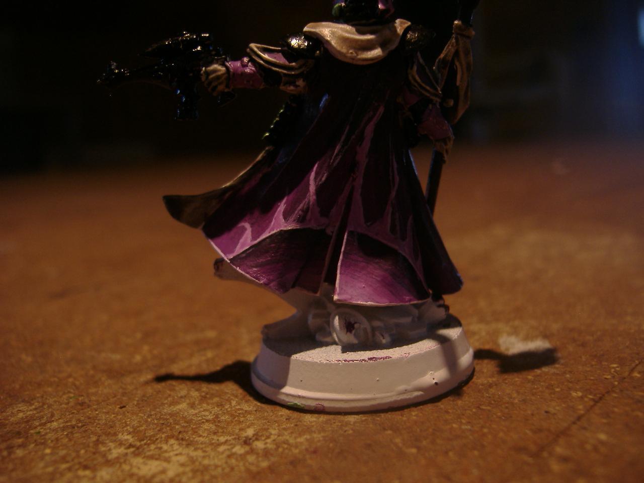 Cloak, Detail, Elves, Purple, Robe, Warhammer Fantasy