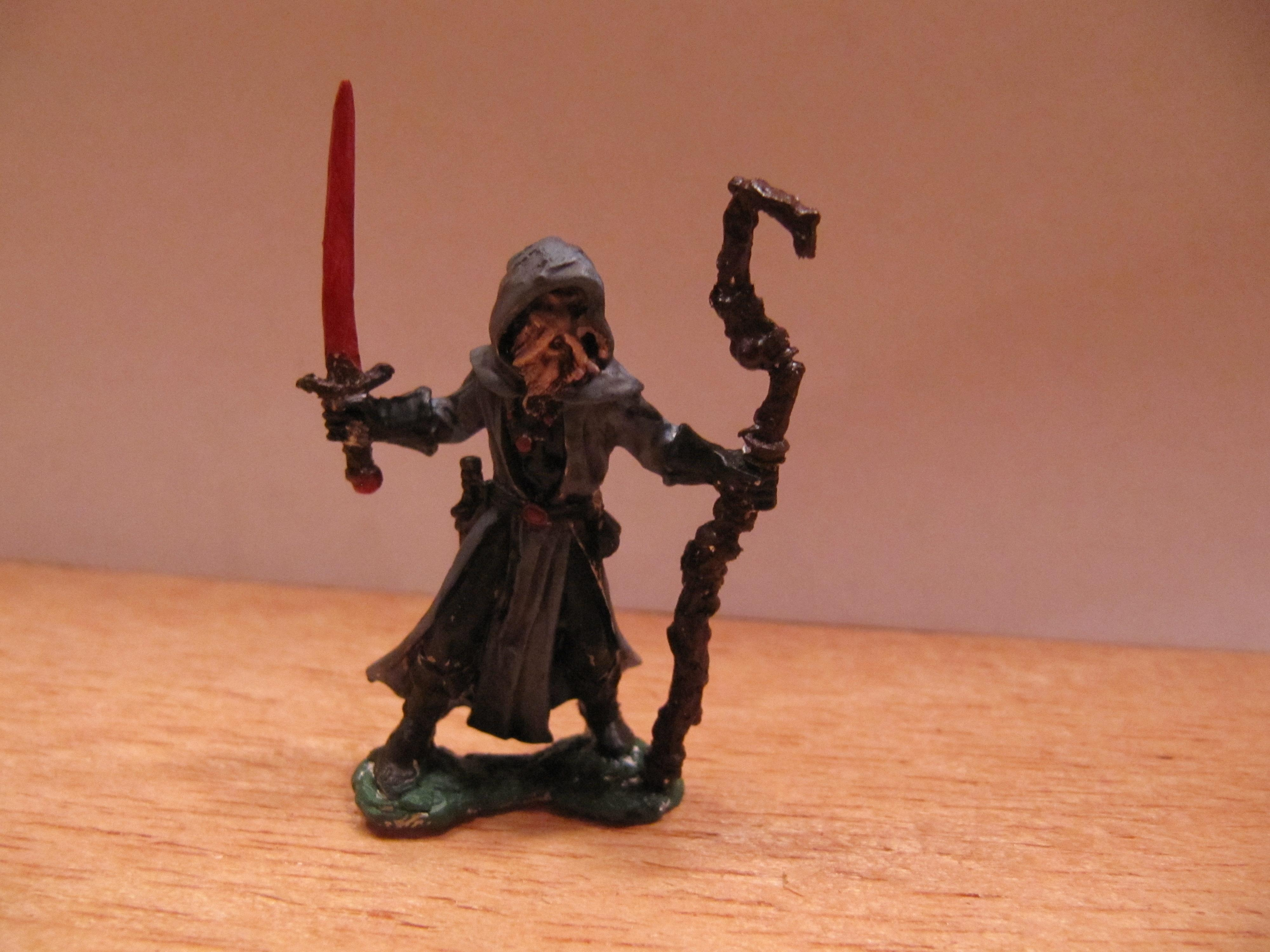 Madusa, Miniatures, Models, Test, Test Miniatures, Test Models, Wizard