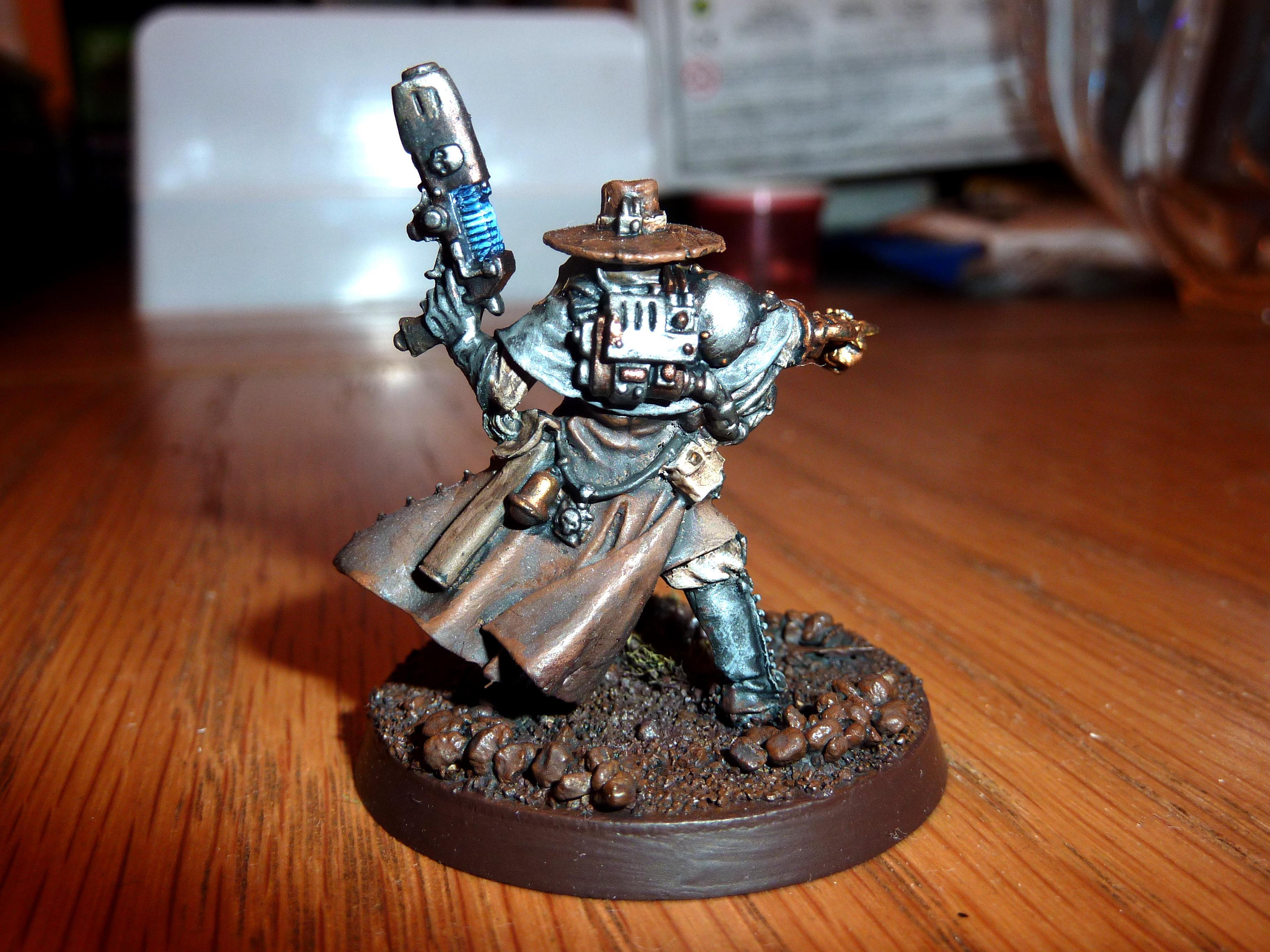 Inquisitor, Ordo Hereticus