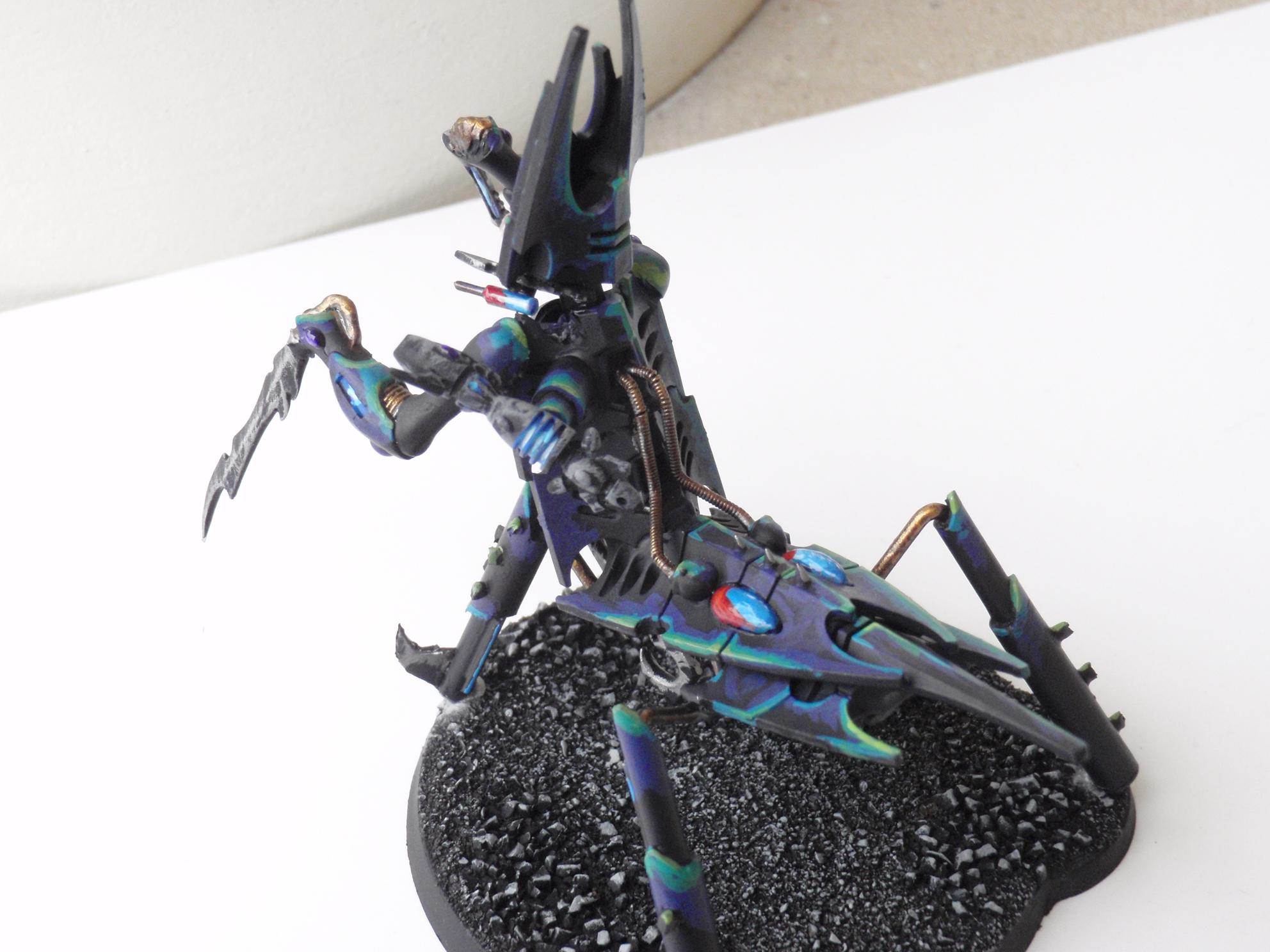 Chronos, Conversion, Dark Eldar, Mantid, Mantis