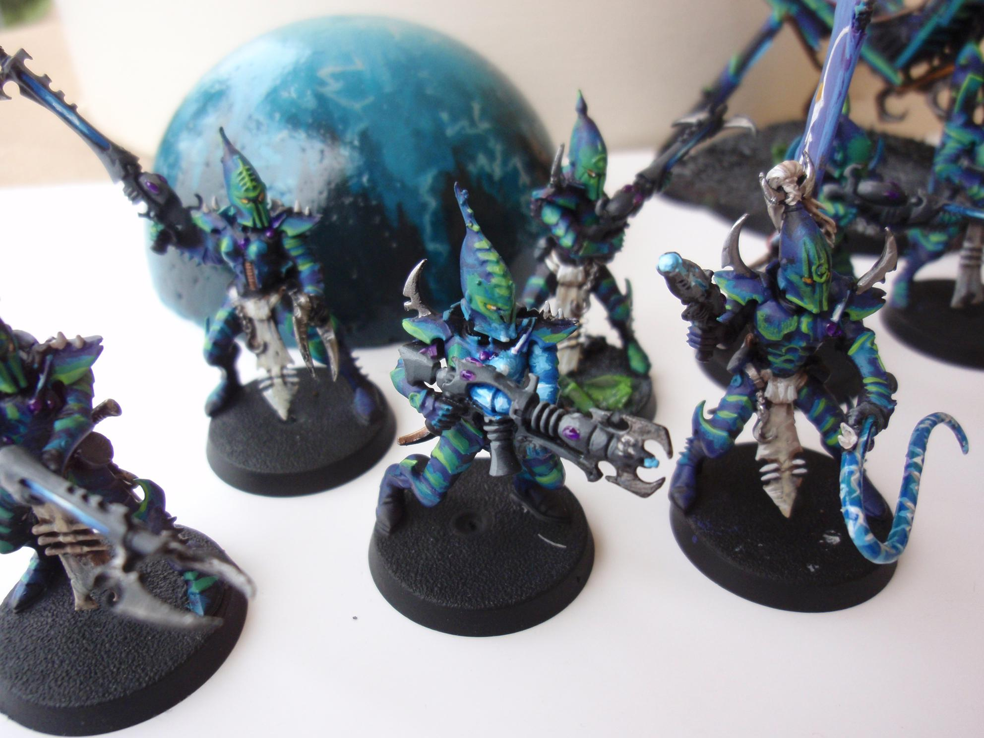 Dark Eldar, Kabalite, Shredder, Warriors
