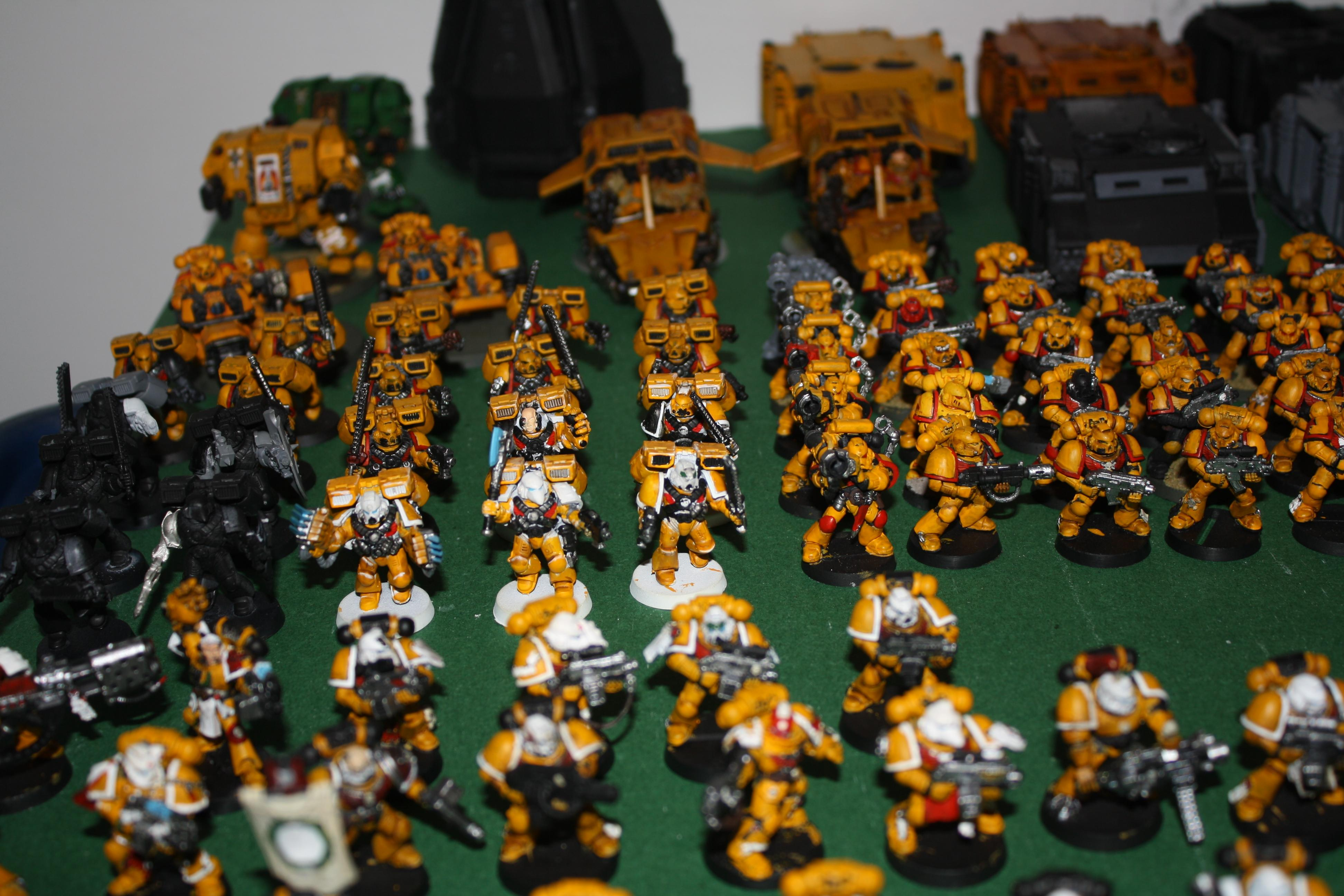Army, If, Space Marines, Warhammer 40,000