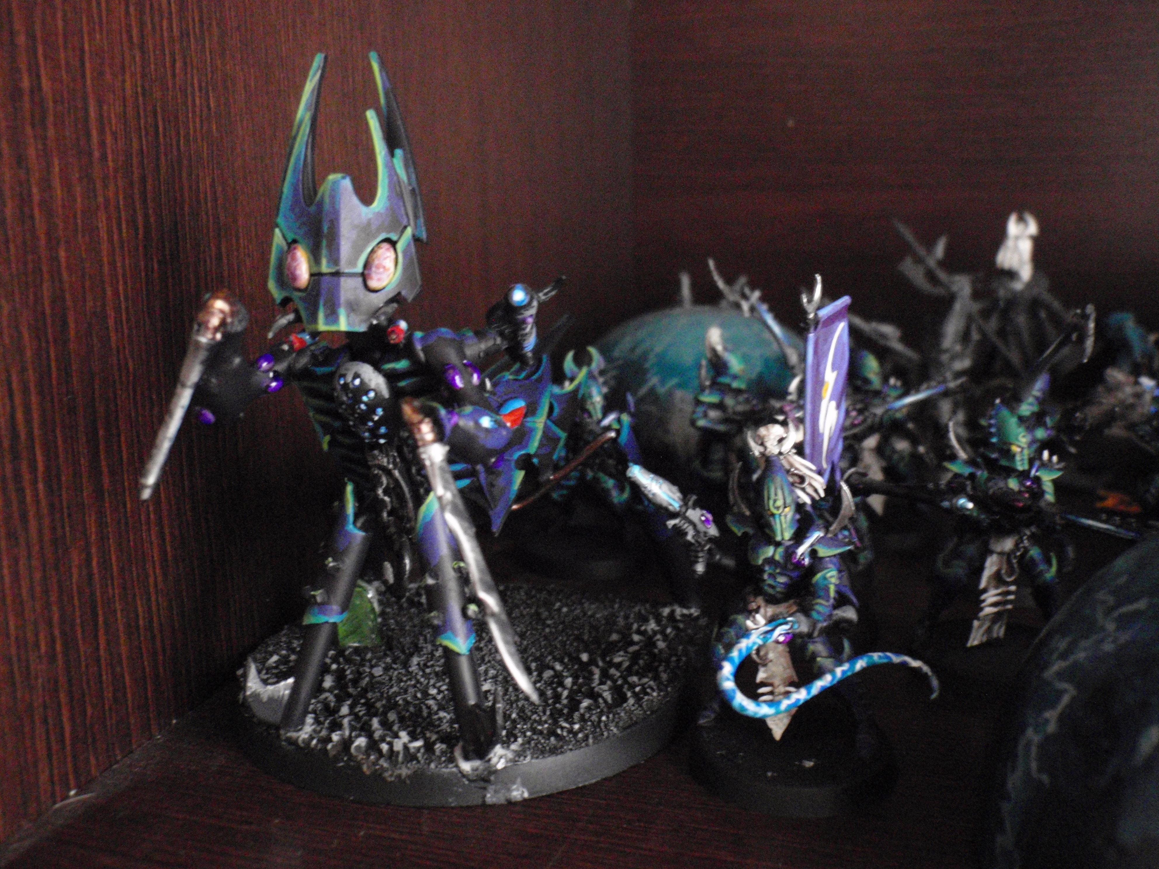 Chronos, Conversion, Dark Eldar, Mantid, Mantis