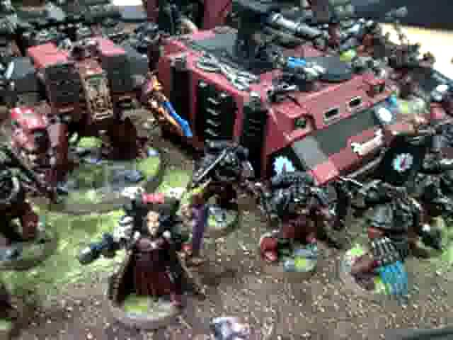 Flesh Tearers Army