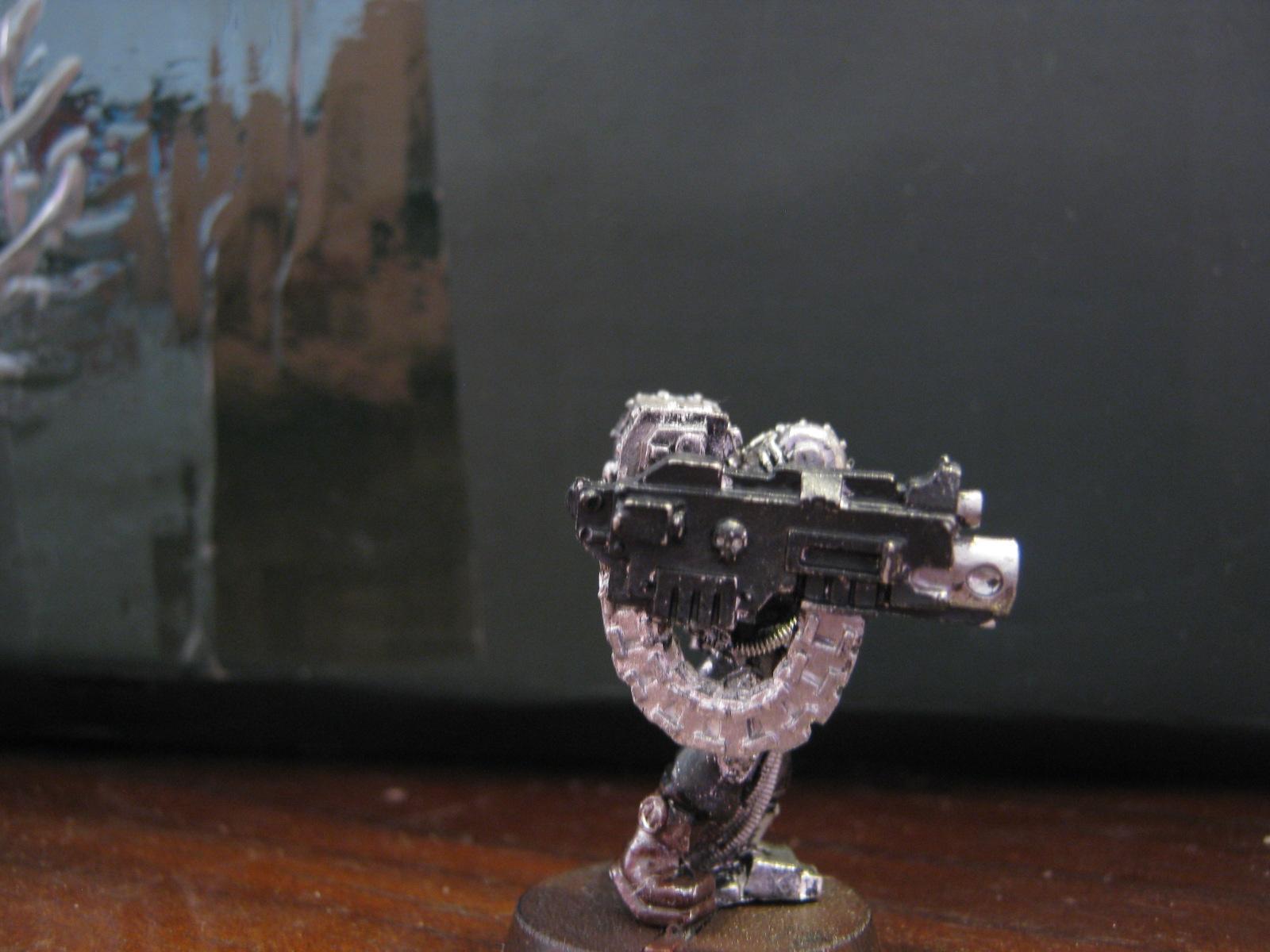 Gun Servitors, Servitors