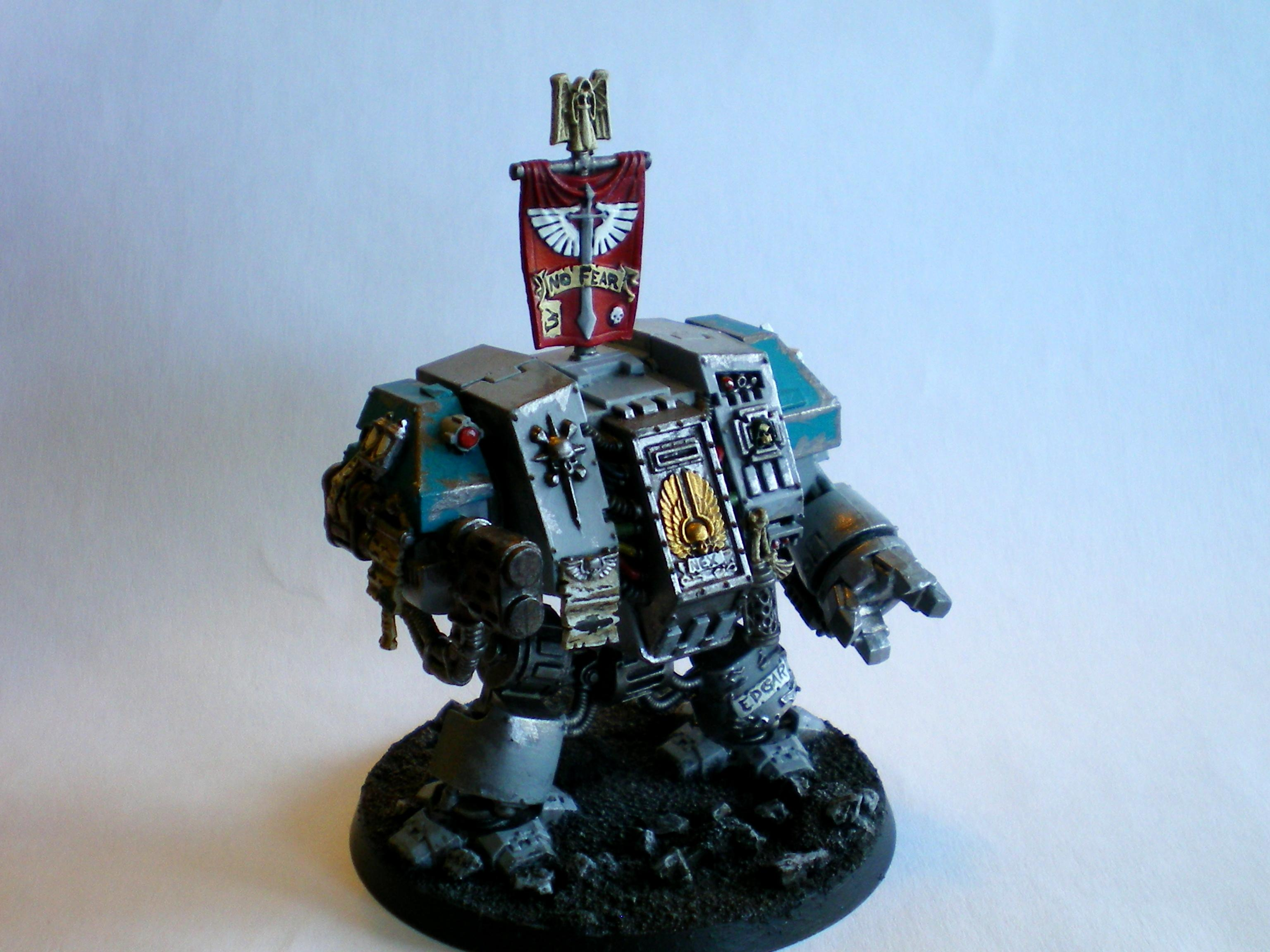 Dreadnought, Space Marines, Warhammer 40,000