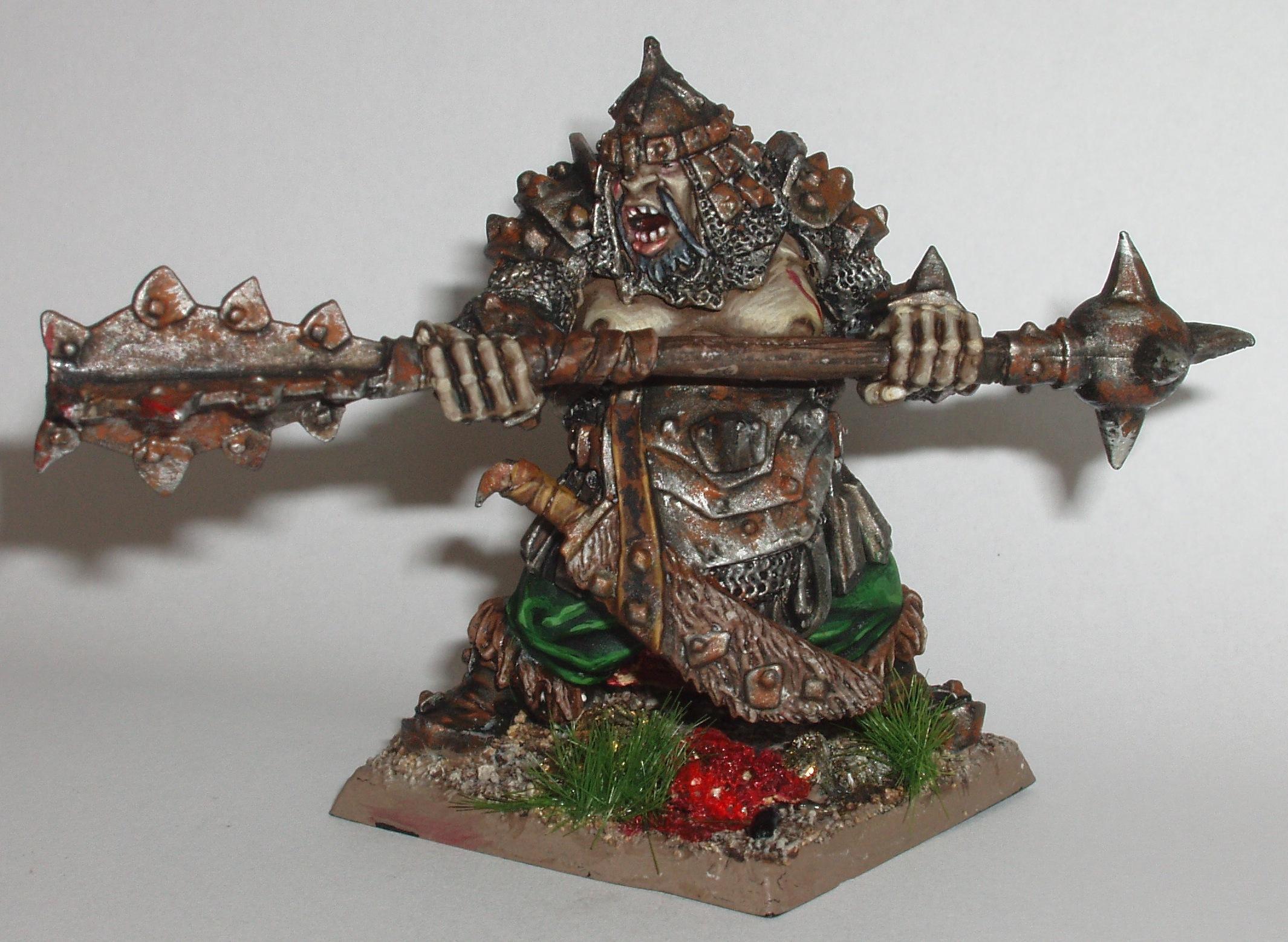 Ogre Kingdoms, Ogre Tyrant, Warhammer Fantasy Battles