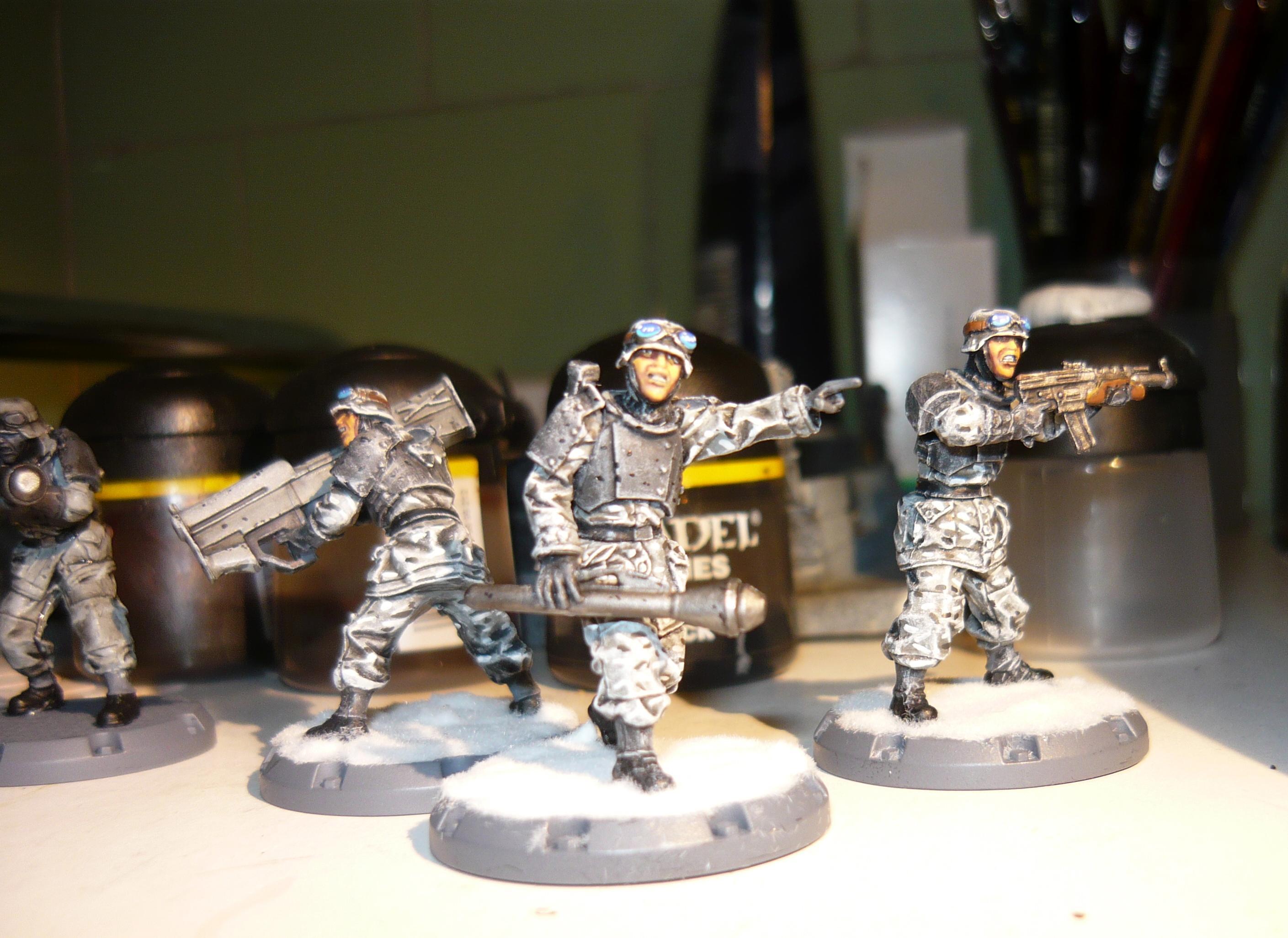 Allies, Axis, Camouflage, Dust Tactics, Joseph
