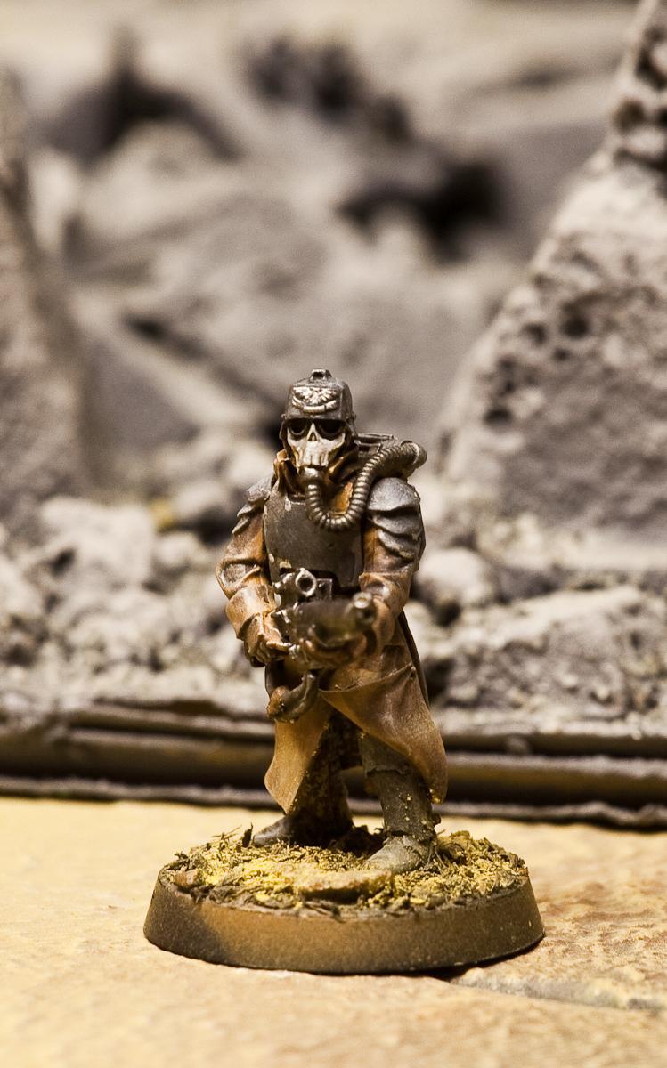 Death Korps of Krieg, Grenadier
