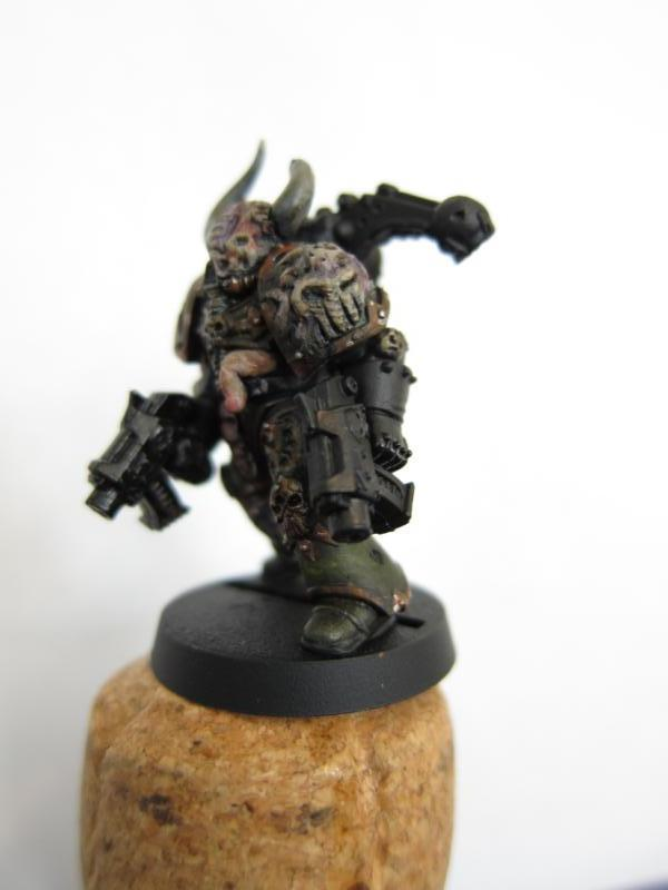 Brown, Chaos Space Marines, Green, Nurgle, Rot, Rust, Rusty, Space Marines