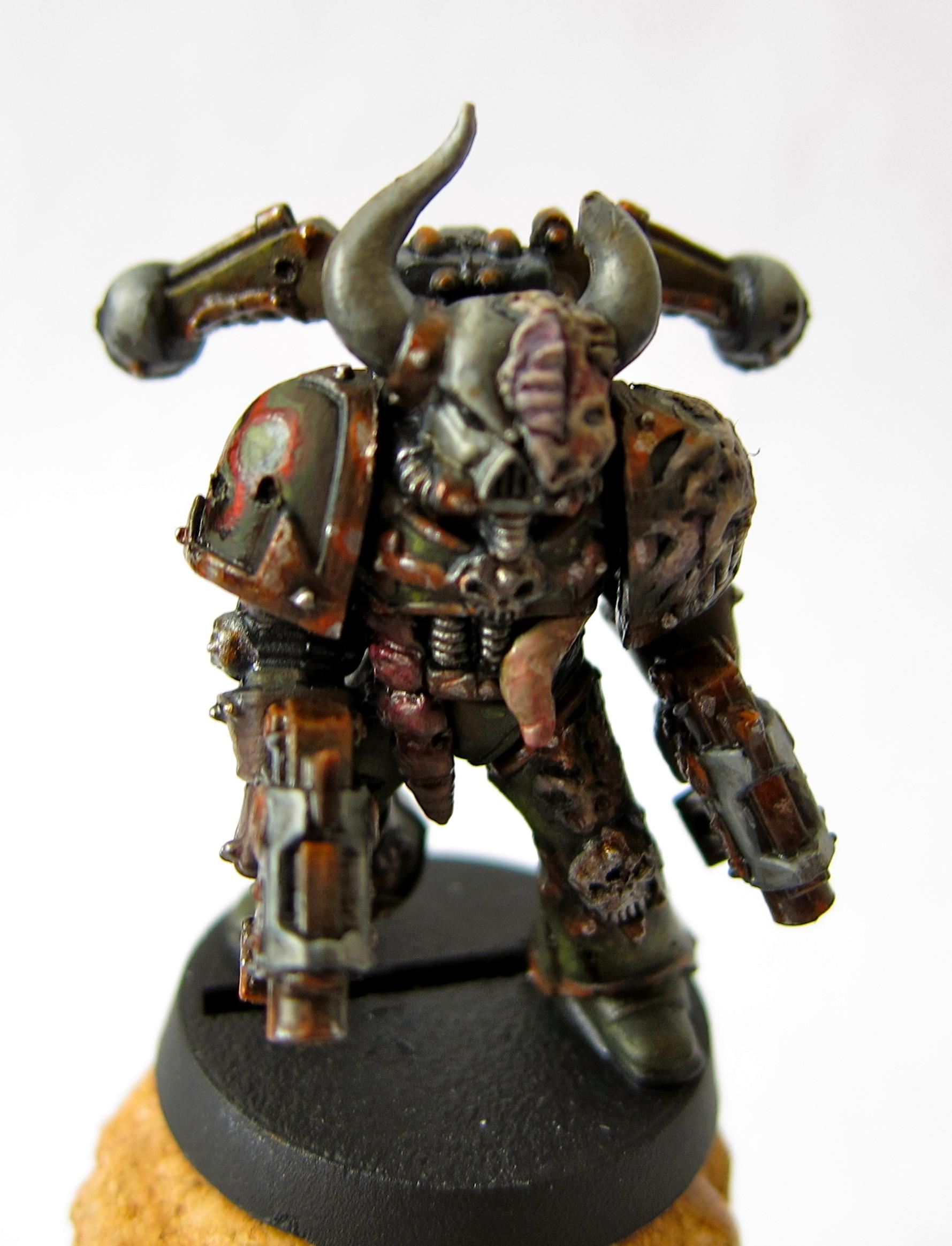 Chaos, Chaos Space Marines, Nurgle