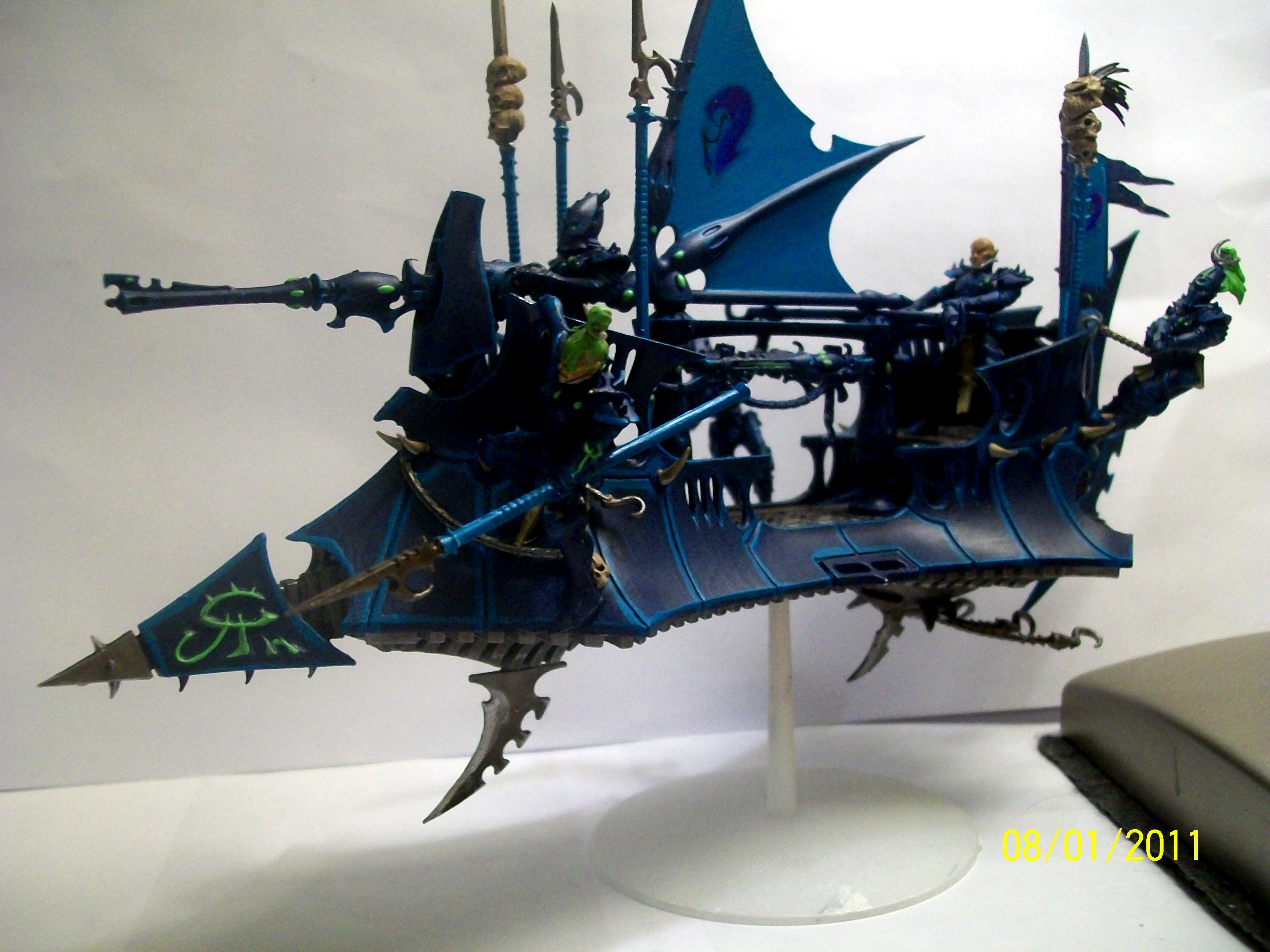 Dark Eldar, Dark Lance, Raider, Skimmer