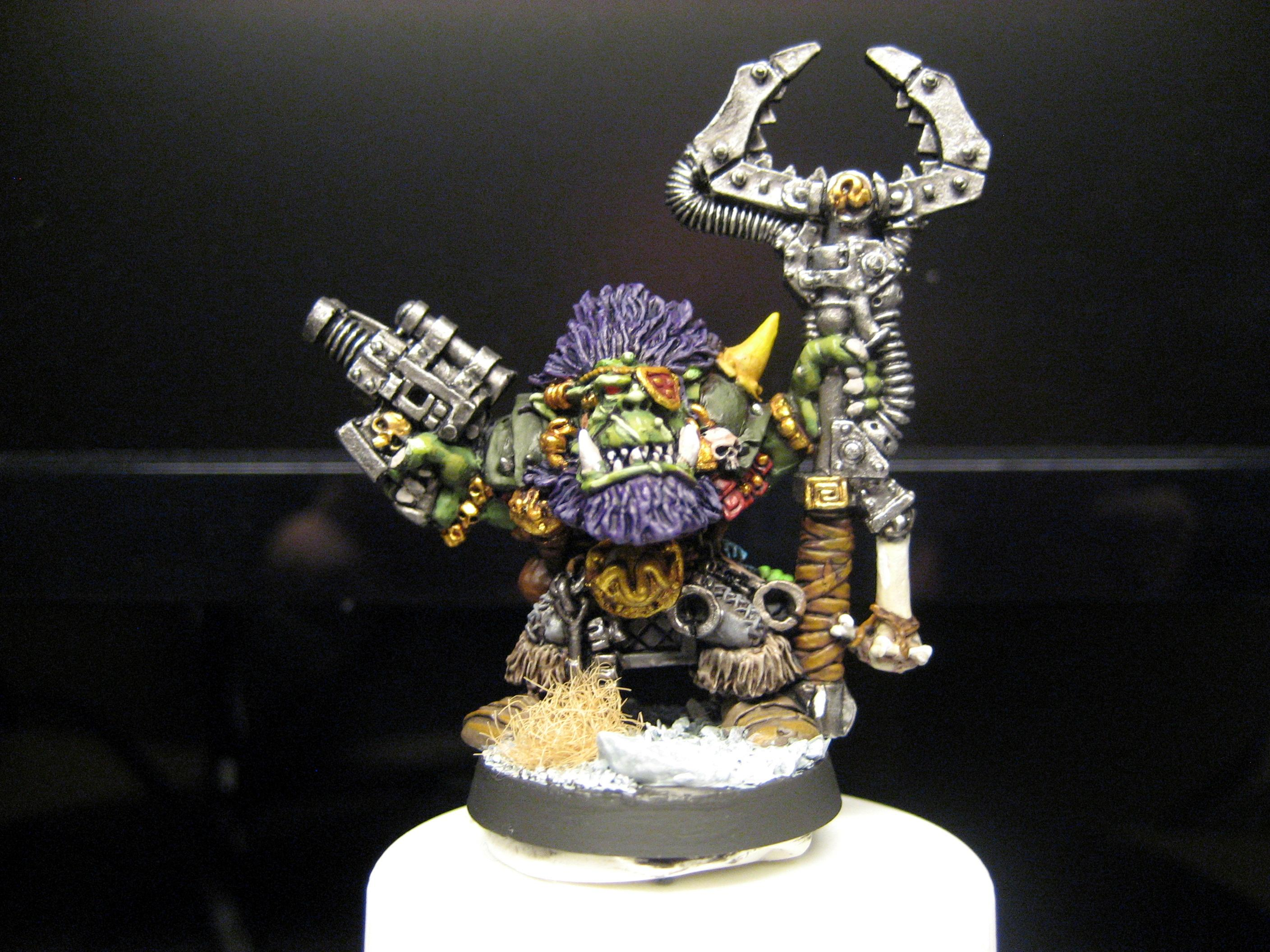 Games Workshop, Out Of Production, Runtherd, Warhammer 40,000, Wartsnagga, Zodgrod