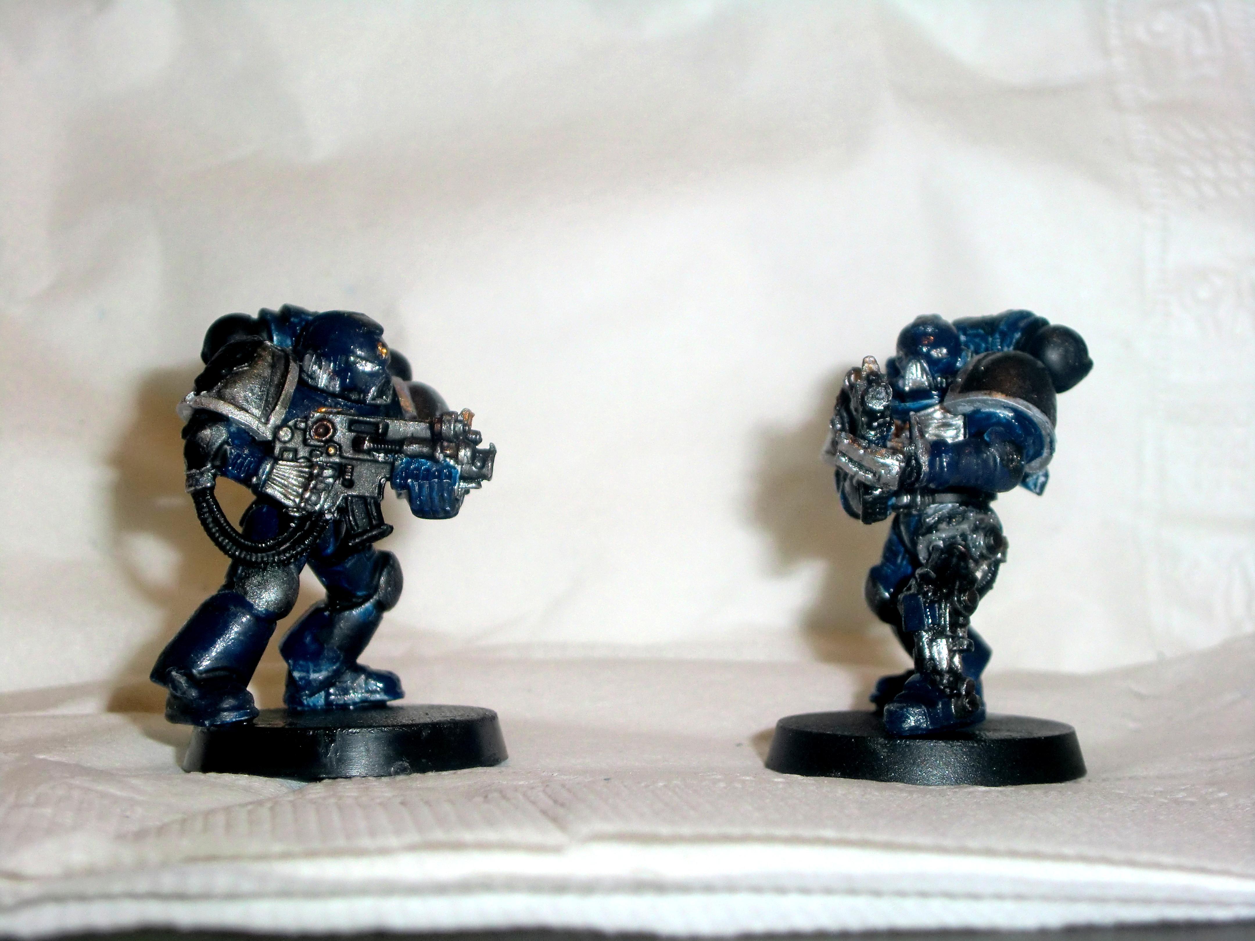 Bionics, WIP Tactical Marines