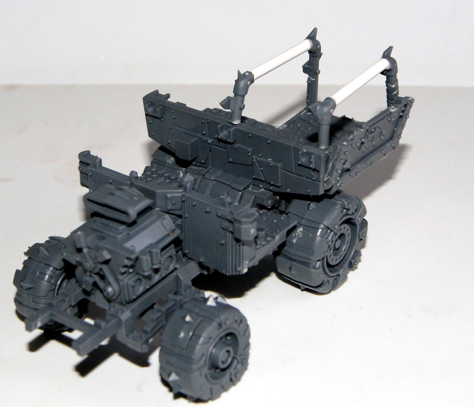 Buggy, Conversion, Grot Rebellion, Grot Rebels, Grots, Warhammer 40,000, Work In Progress