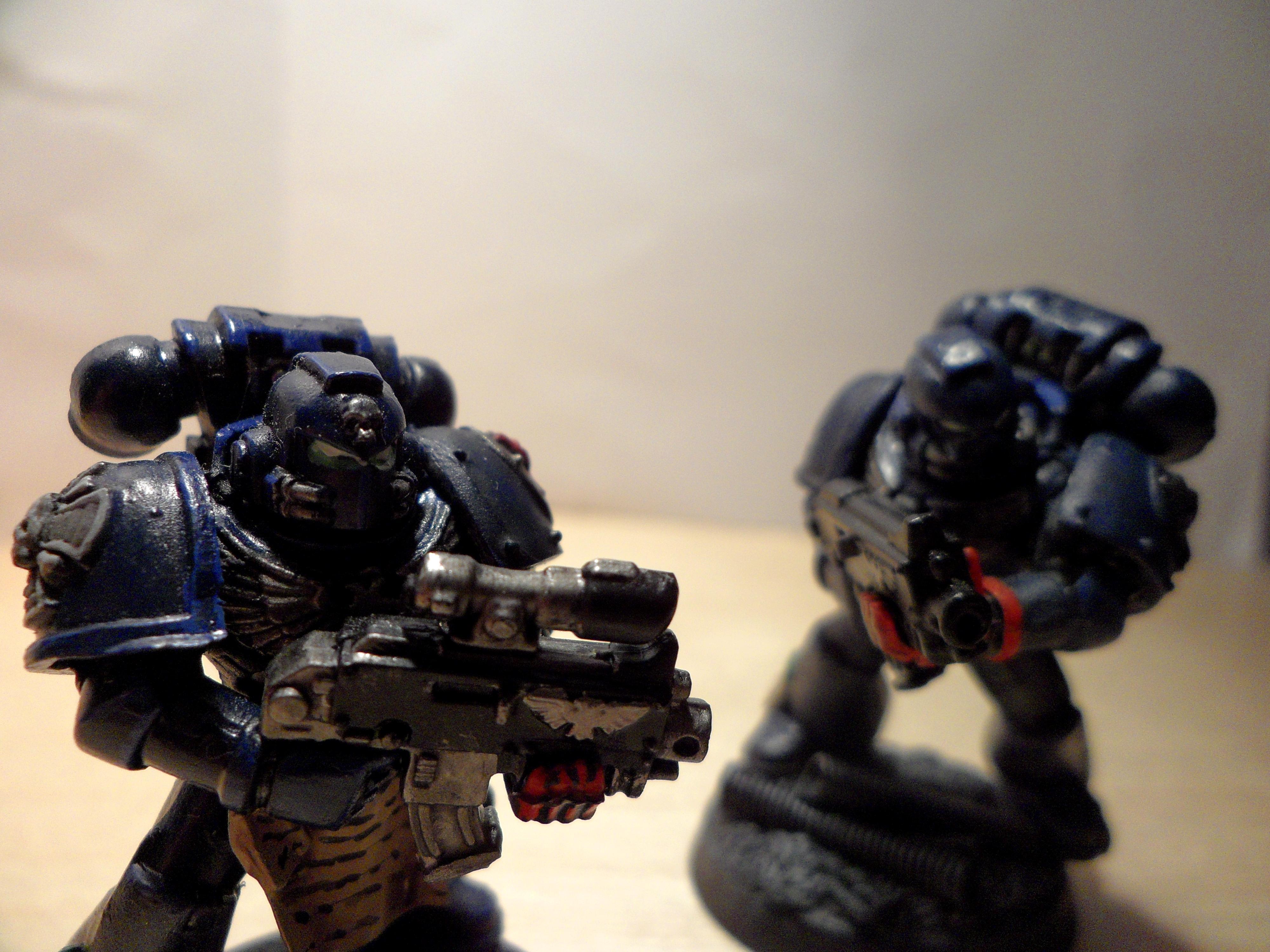 Crimson Fist, Space Marines, Tactical Squad