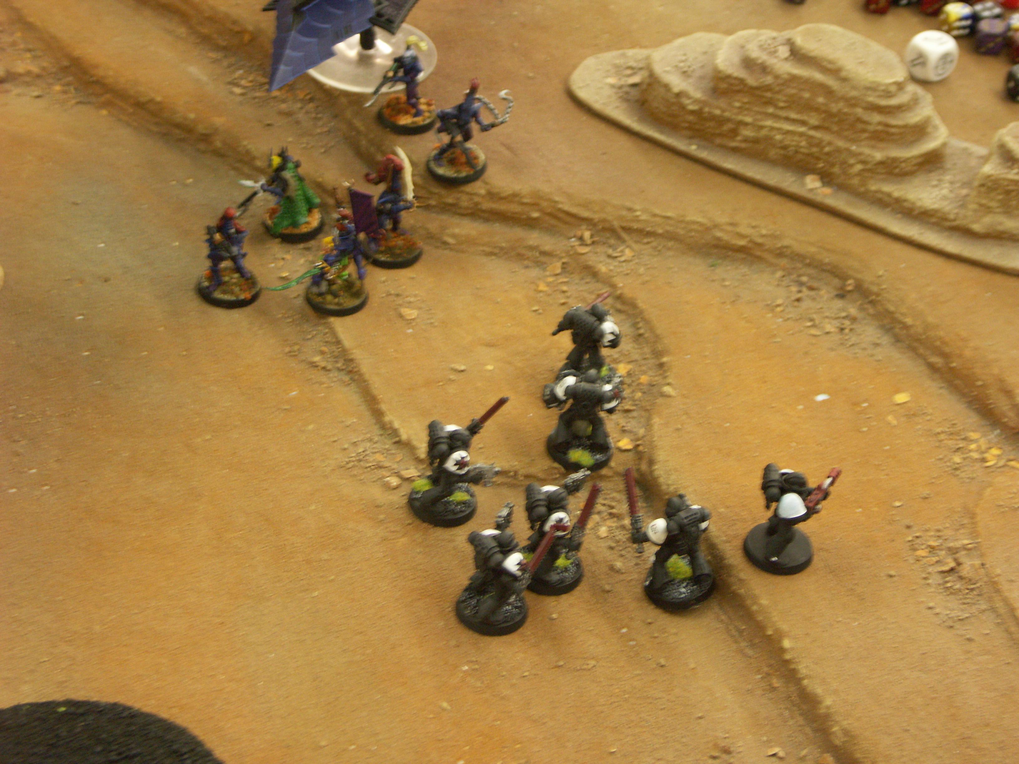 Battle Report, Dark Eldar