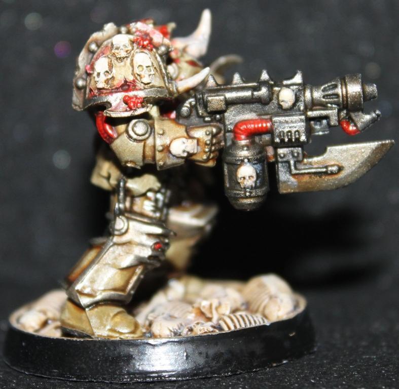 Chaos Space Marines, Nurgle, Terminator Armor