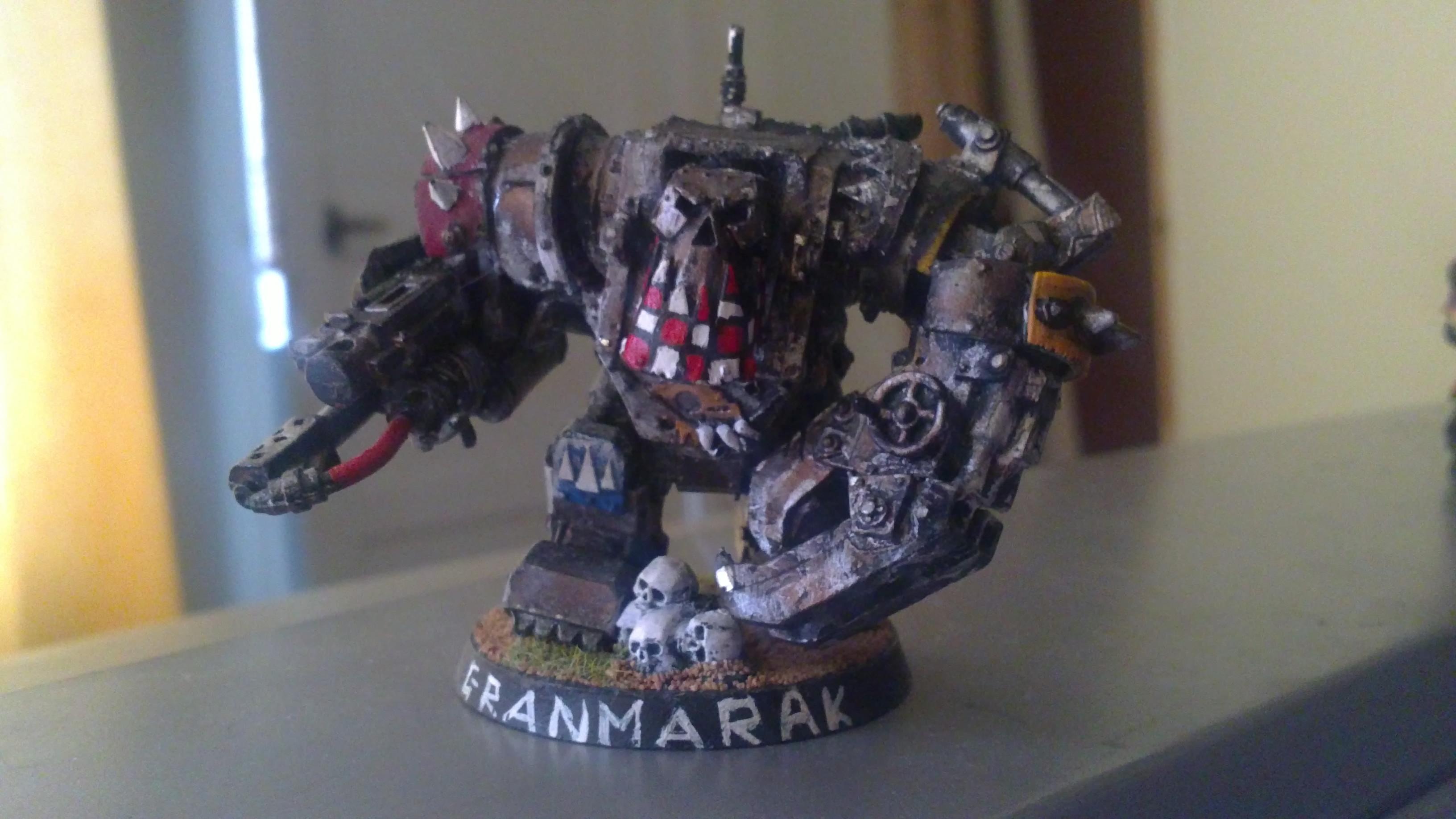 warlord Granmarak of waaagh granmarak