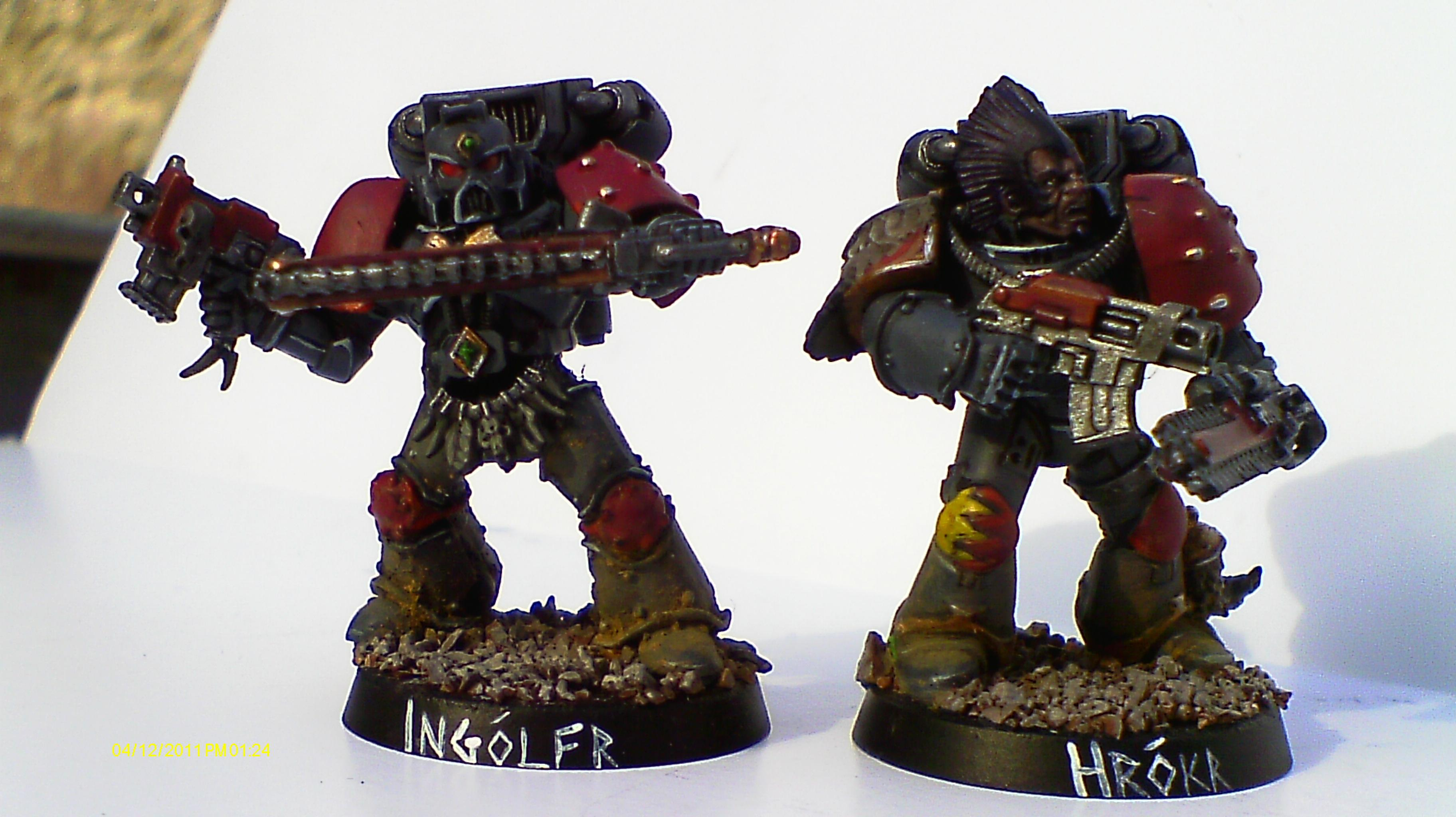 Own Chapter, Space Wolves