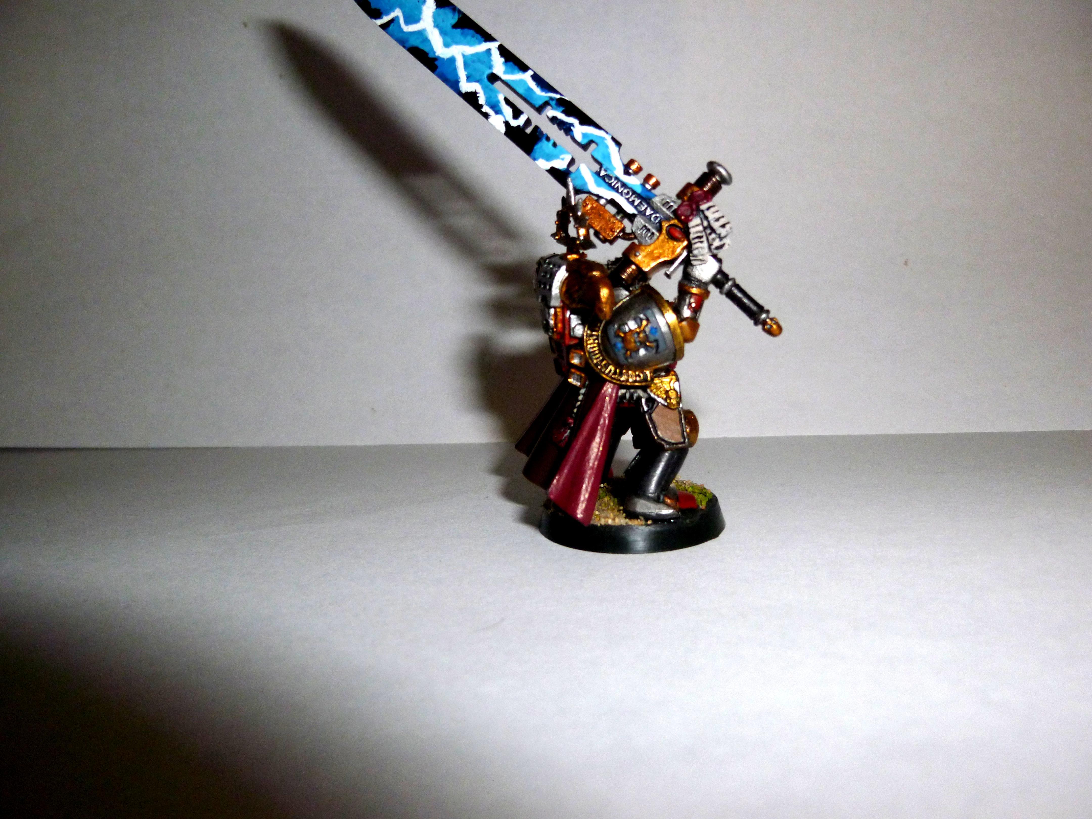 Power Sword, Blood Angel Commander