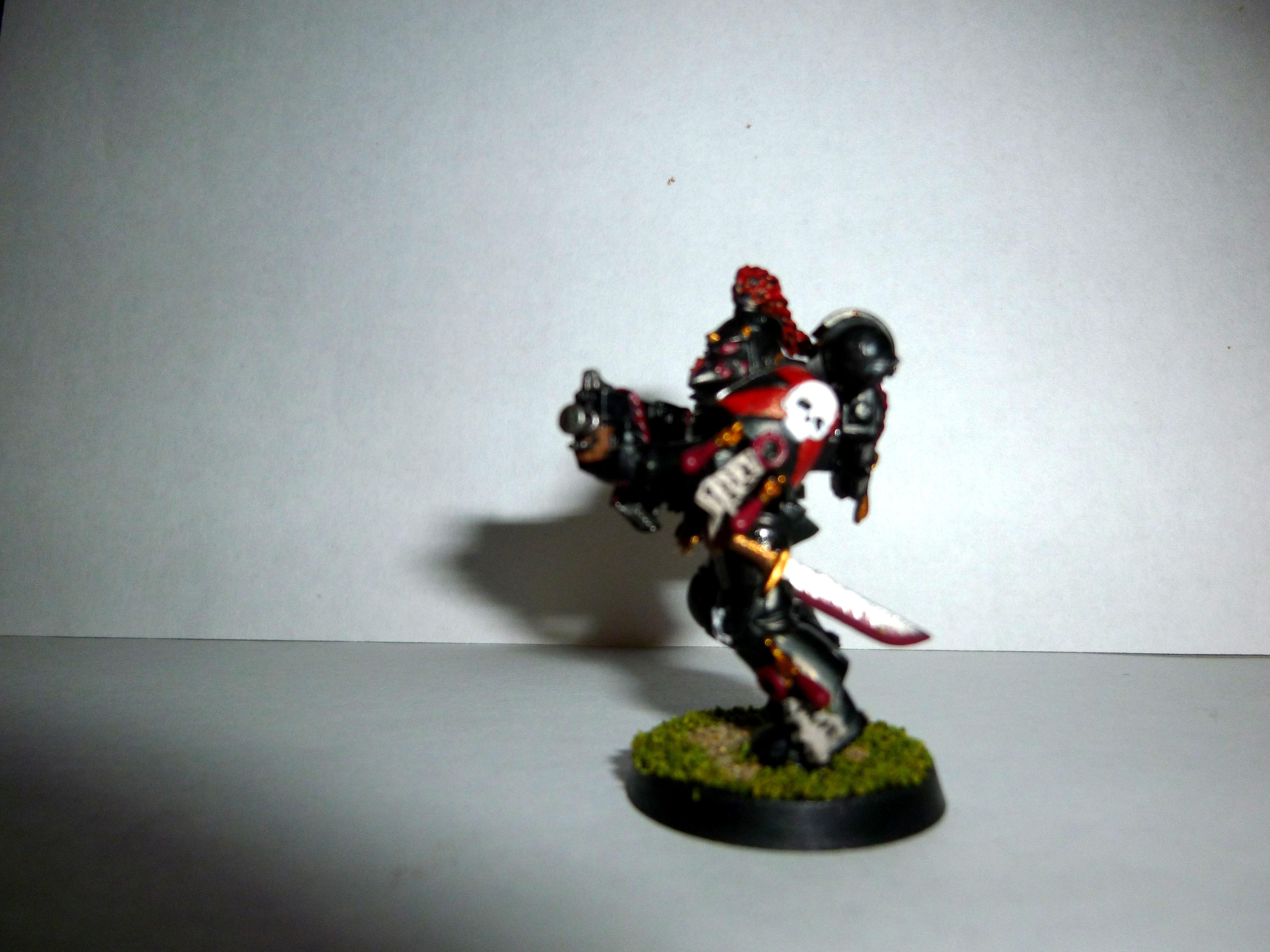 Bolter, Space Marines, Tactical