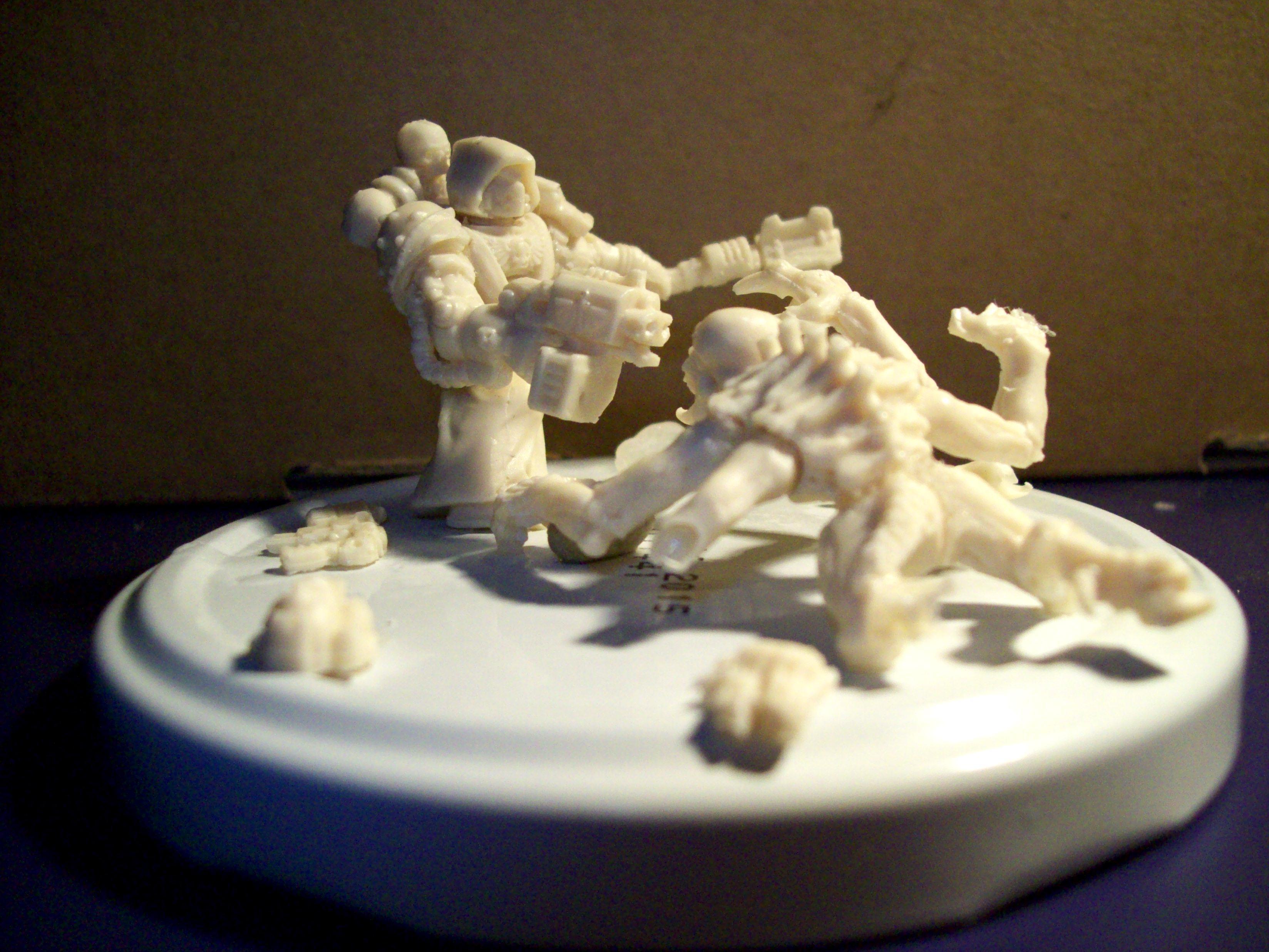 Space Marines, Tyranids