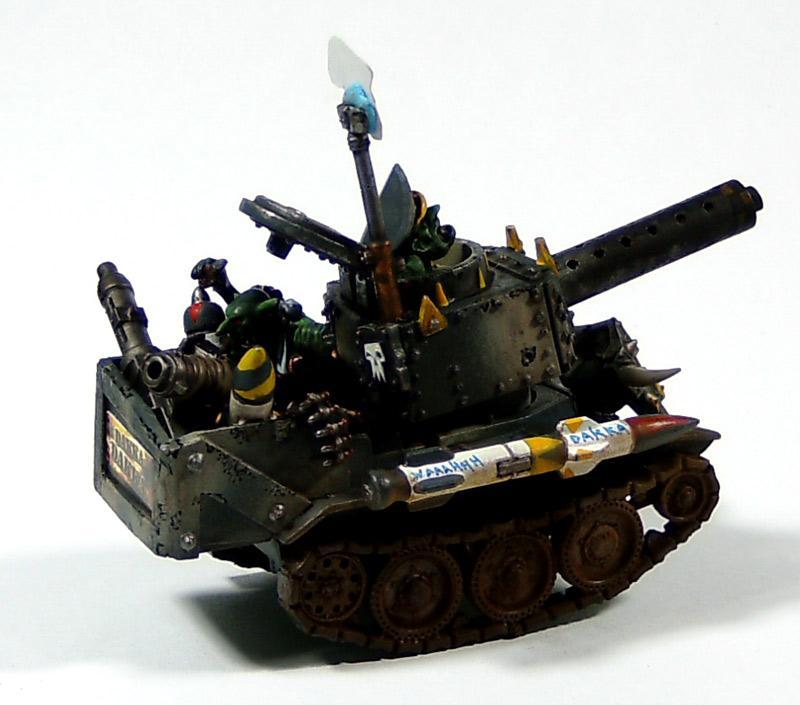 Conversion, Gretchin, Grot Tank, Grots, Orks, Waaagh Dakka, Warhammer 40,000