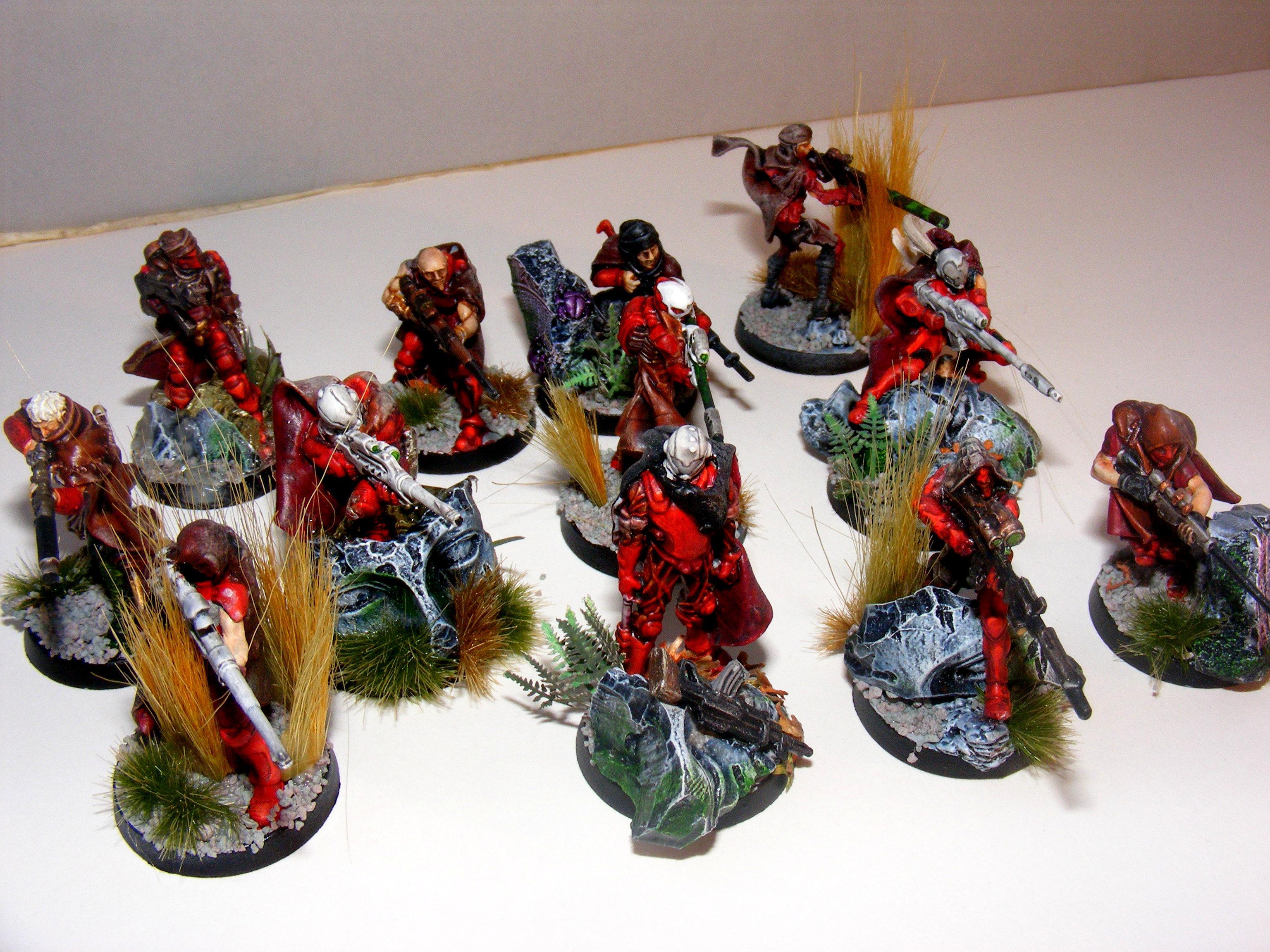 Eldar, Pathfinders, Rangers, Snipers