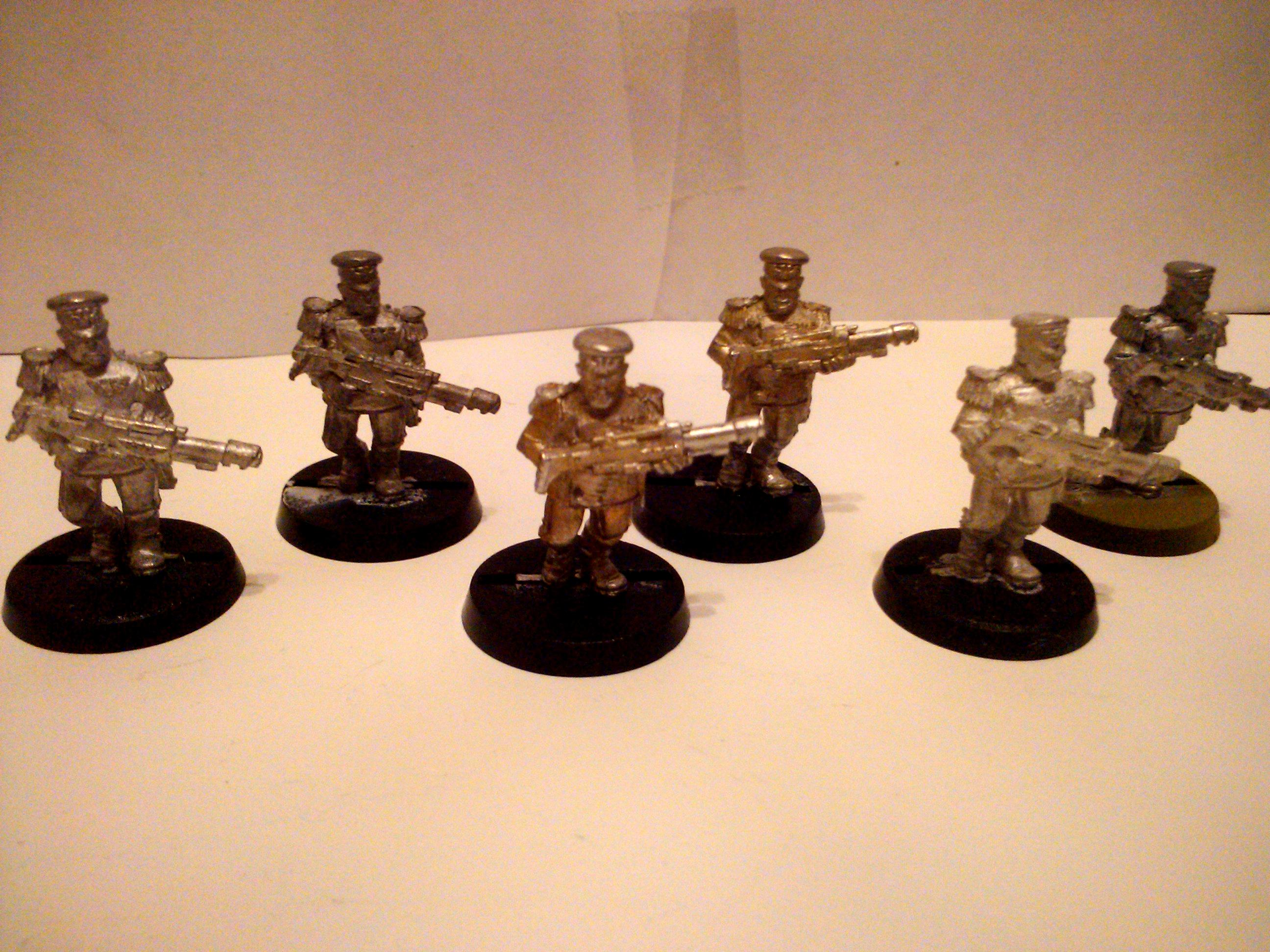 Imperial Guard, Mordian Iron Guard, Warhammer 40,000
