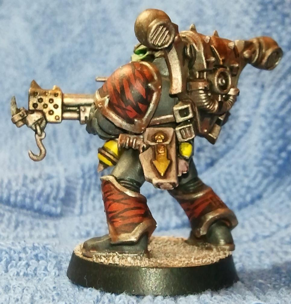 Astral Claws, Chaos Space Marines, Claws Of Lorek