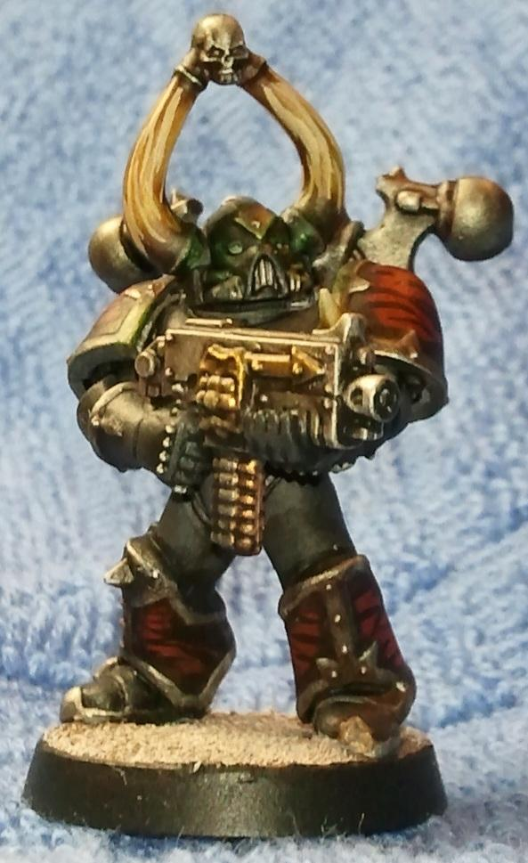 Chaos Space Marines
