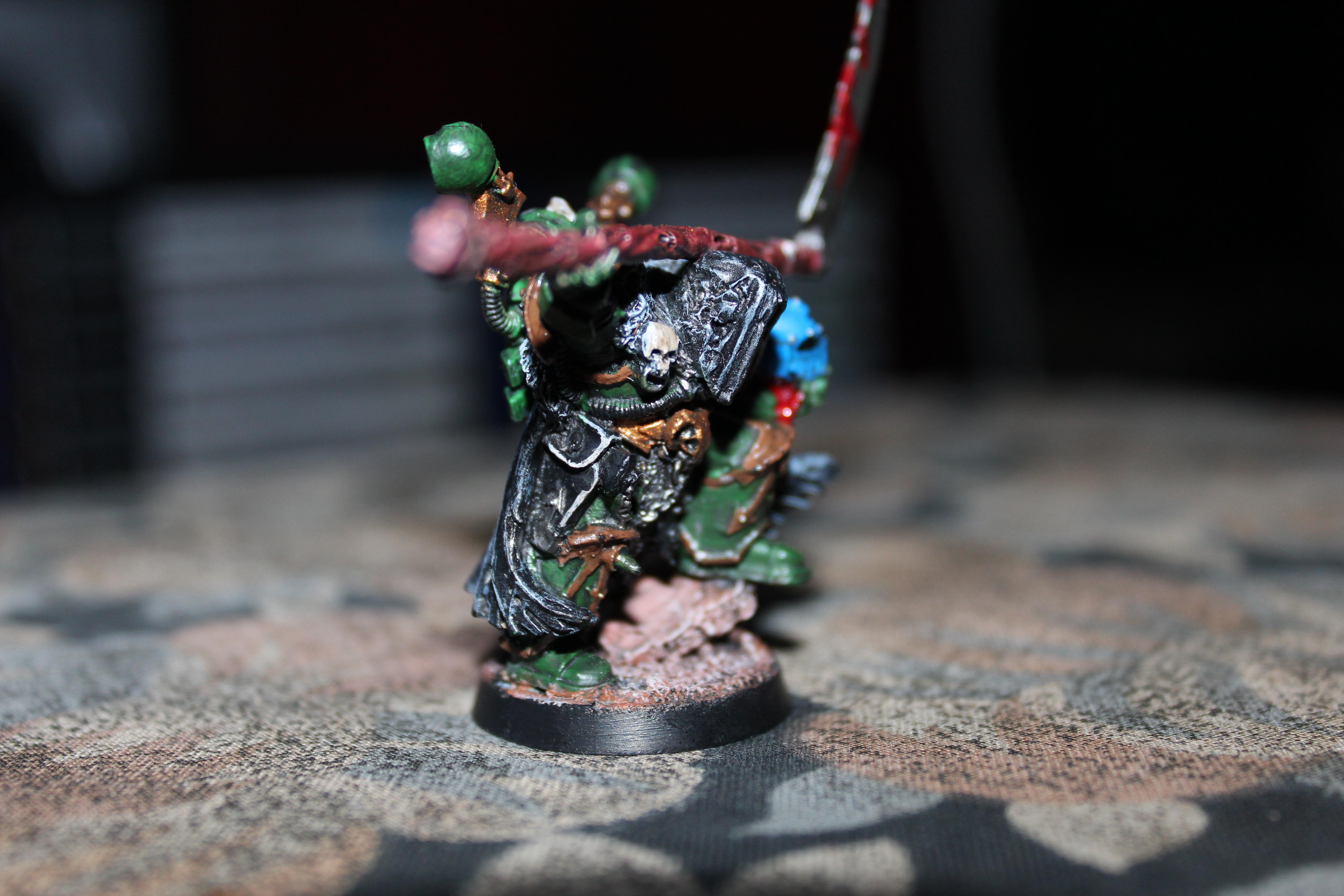 Chaos Space Marines, Lord Of Contagion, Nurgle, Warhammer 40,000