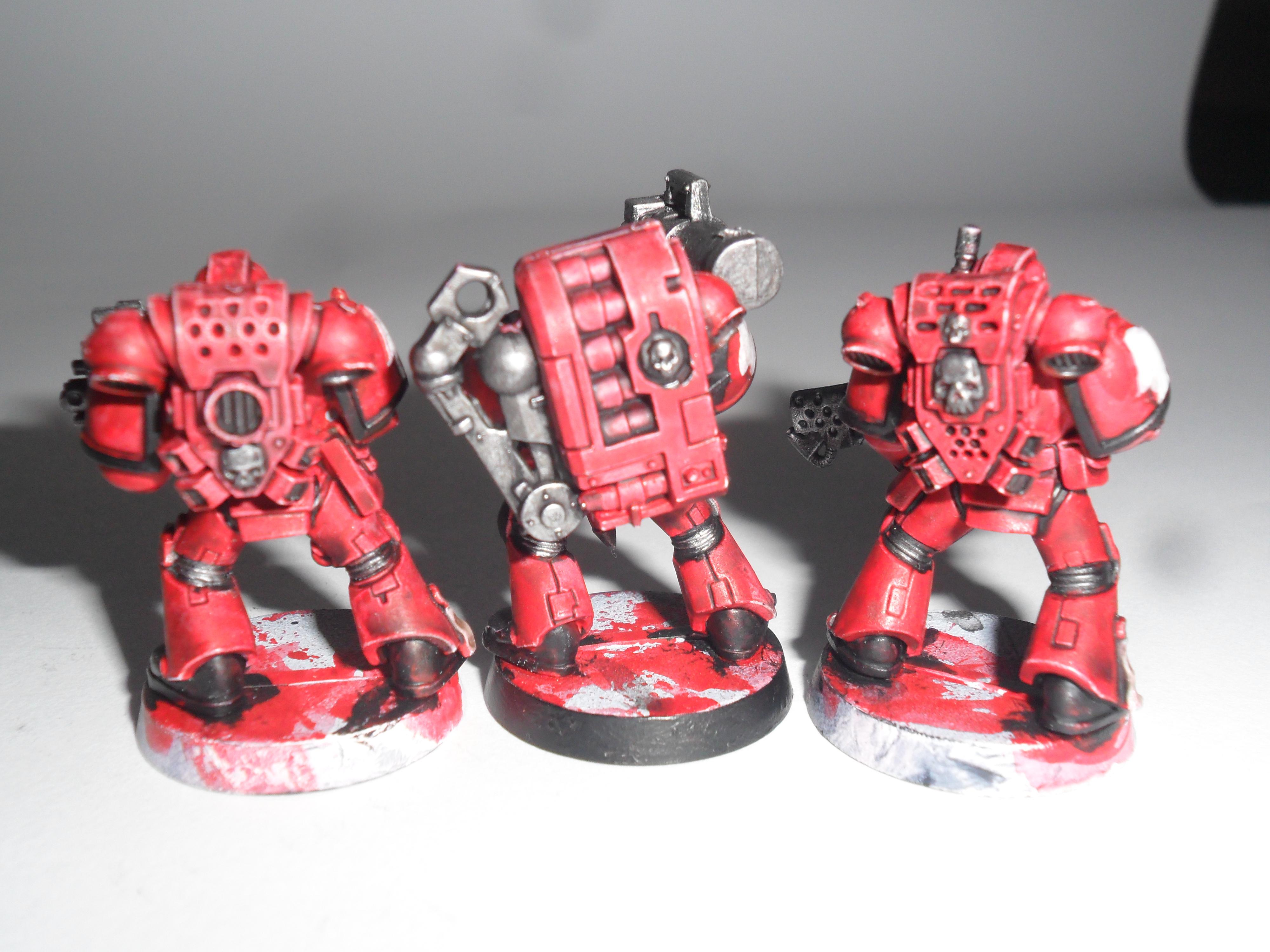 Original Chapter, Space Marines, Tactical Squad, Warhammer 40,000