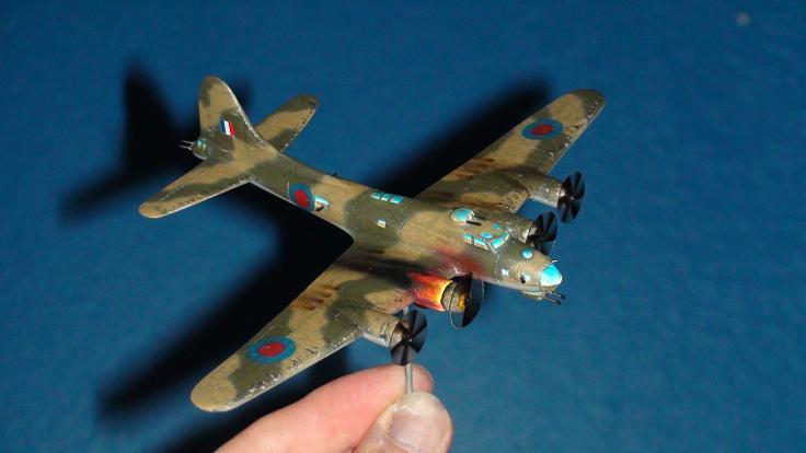 Bomber, Plane, Wwi