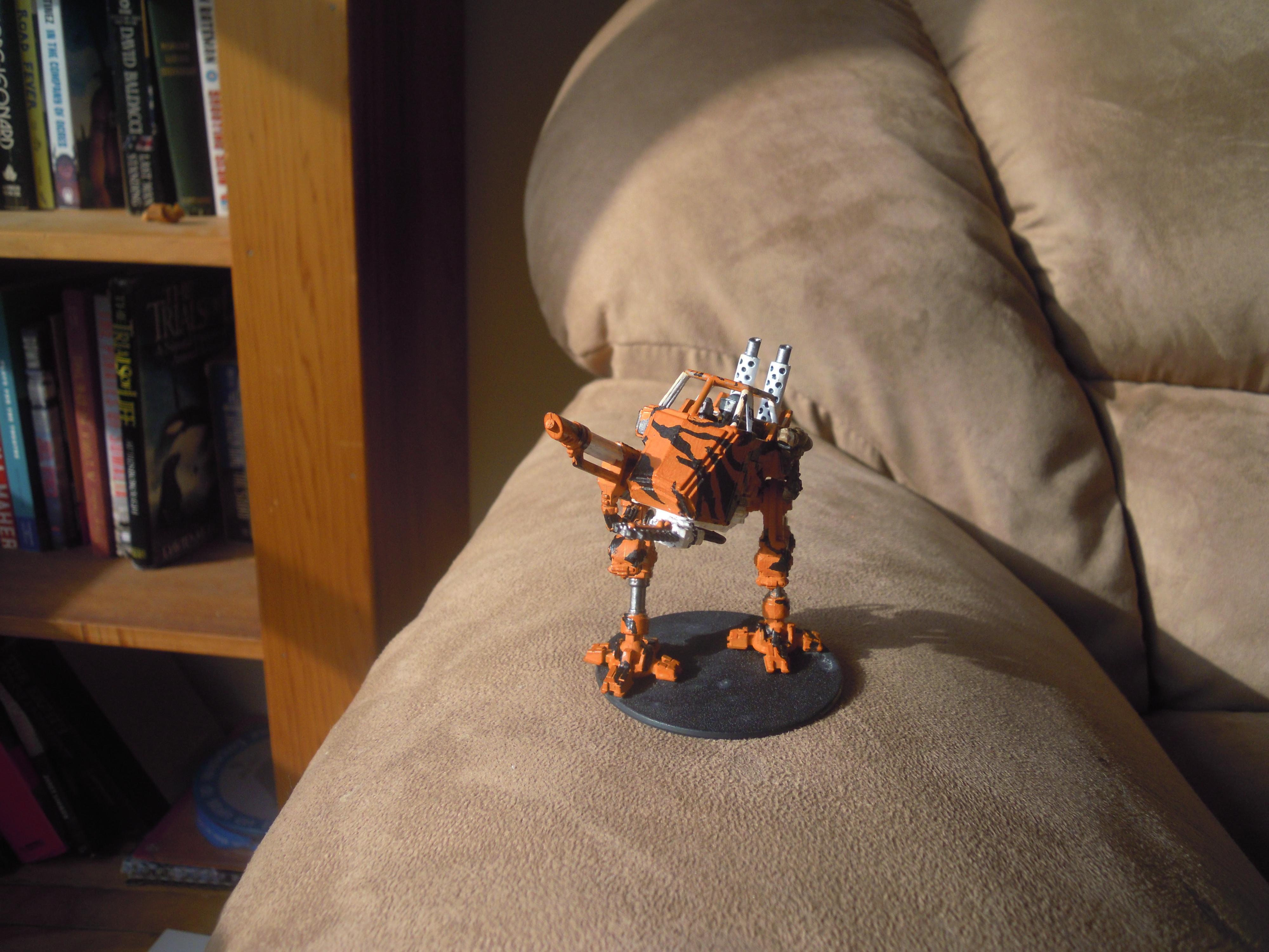 Imperial Guard, Sentinel, Tiger